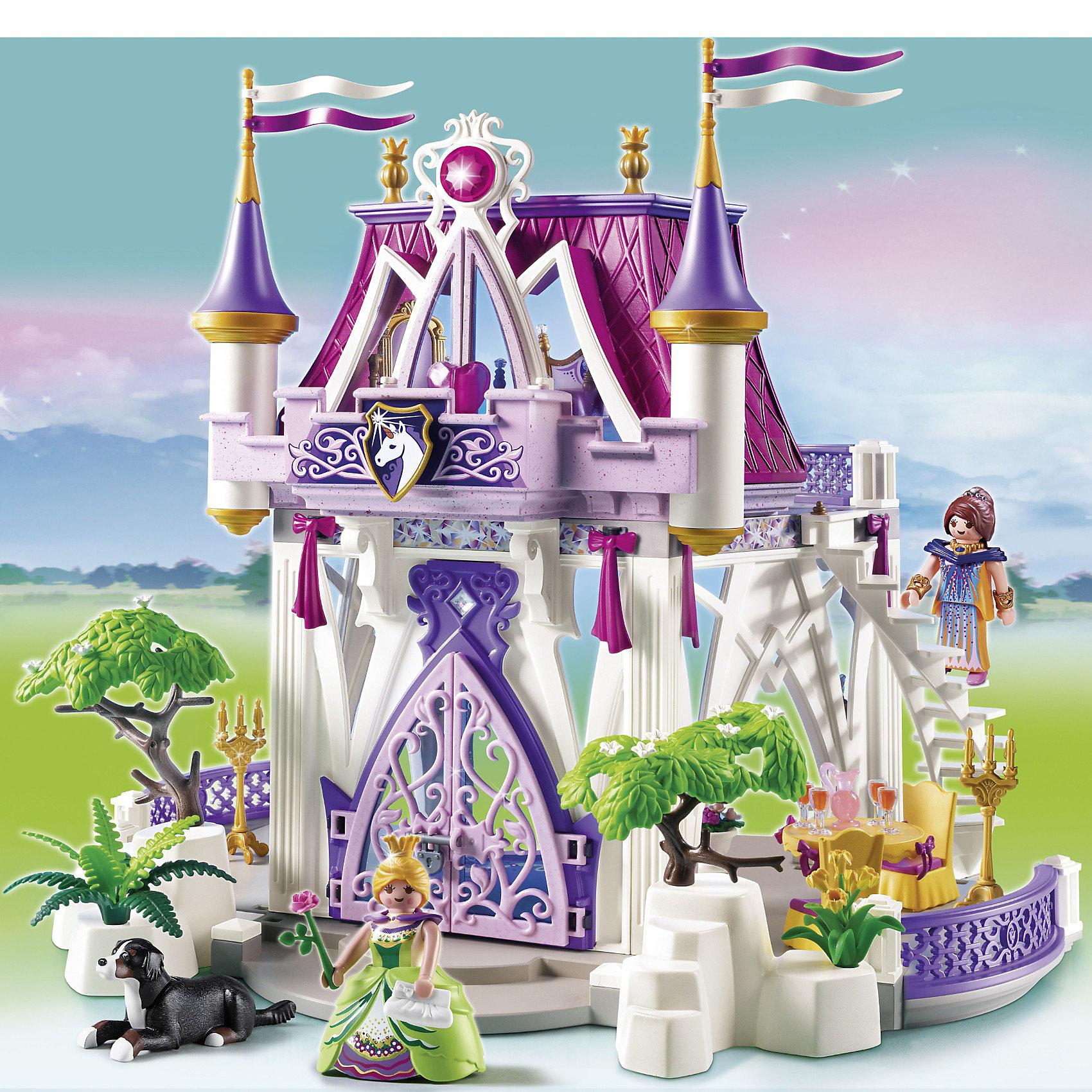 PLAYMOBIL 5474 Замок кристалла: Замок Единорога