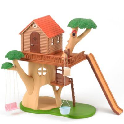 Epoch Traumwiesen Набор Дерево-дом Sylvanian Families