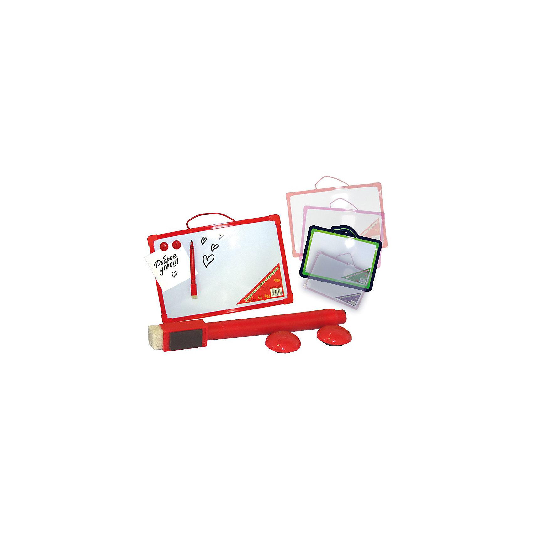 TUKZAR TUKZAR Доска магнитно-маркерная (25*35 см), в ассортименте доска магнитно маркерная hebel 100х200см 6305884