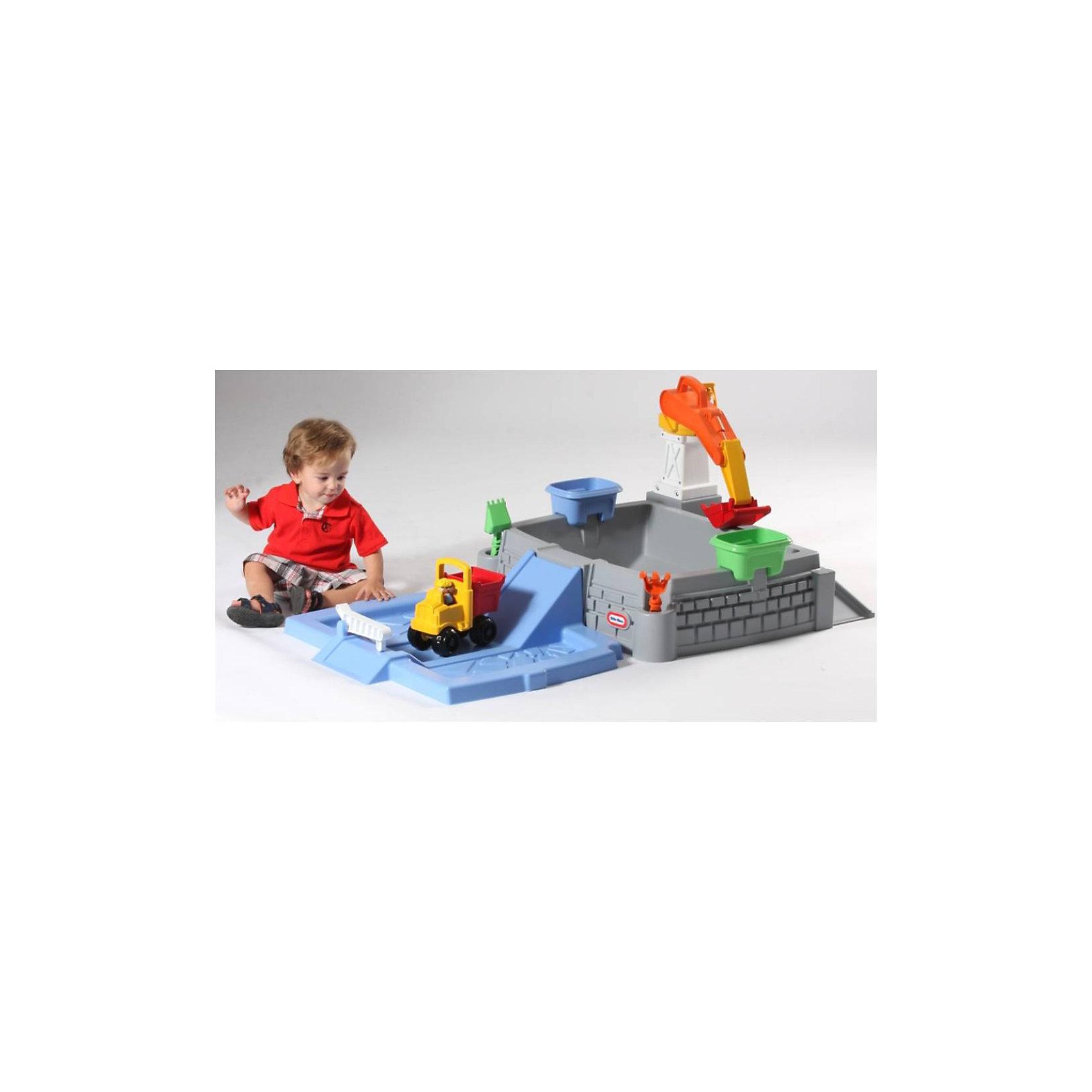 Little Tikes Игрушка песочница Песчаный карьер игрушка развивающая little tikes морская звезда