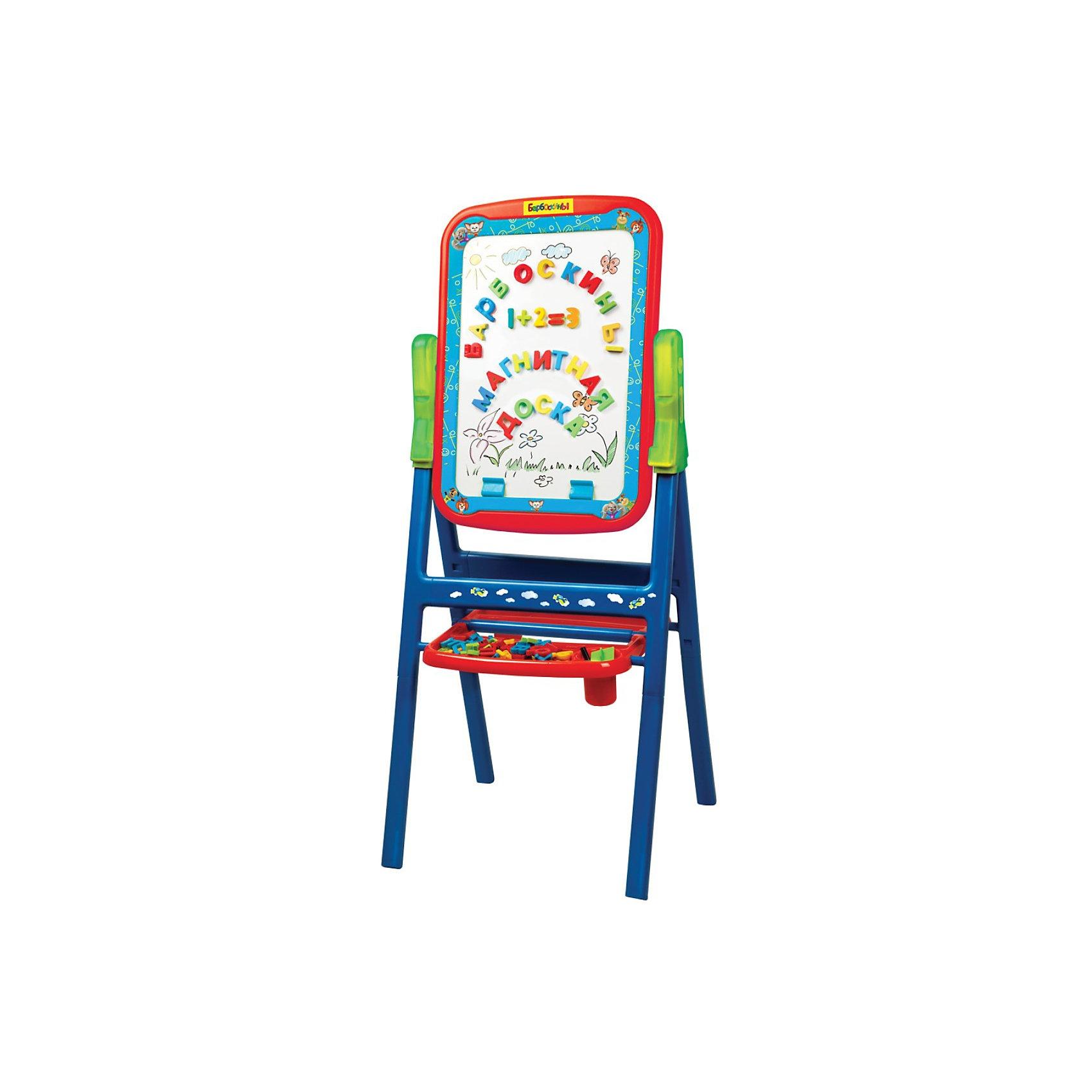 WINNER Доска двухсторонняя с буквами и аксессуарамиWINNER Доска двухсторонняя с буквами и аксессуарами - это двухсторонняя доска с магнитными буквами и цифрами, на которой могут рисовать два ребёнка. Такая доска поможет выучить алфавит, и научиться различать цвета. <br><br>С доской WINNER Ваш ребёнок будет с удовольствием играть в школу!<br><br>Дополнительная информация:<br><br>- Высота доски: 110 см.<br>- Ширина доски: 53 см.<br>В комплекте:<br>Двусторонняя доска,<br>2 набора разноцветных английских букв (комплект заглавных и прописных),<br>2 набора русских букв (синие и красные),<br>Наклейки для доски,<br>Маркер и губка.<br><br>Ширина мм: 630<br>Глубина мм: 60<br>Высота мм: 550<br>Вес г: 3467<br>Возраст от месяцев: 24<br>Возраст до месяцев: 84<br>Пол: Унисекс<br>Возраст: Детский<br>SKU: 3143895
