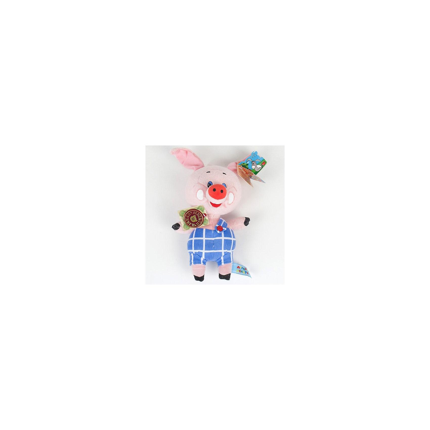 Мягкая игрушка Пятачок, 22 см,