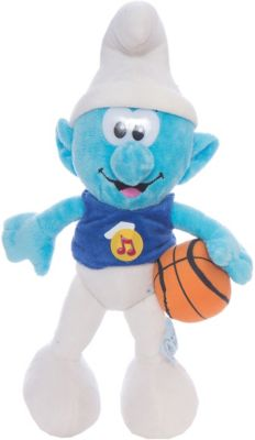 """ћ¤гка¤ игрушка —мурф, со звуком, 26 см, —мурфики , ћ""""Ћ№""""»-ѕ""""Ћ№""""»"""