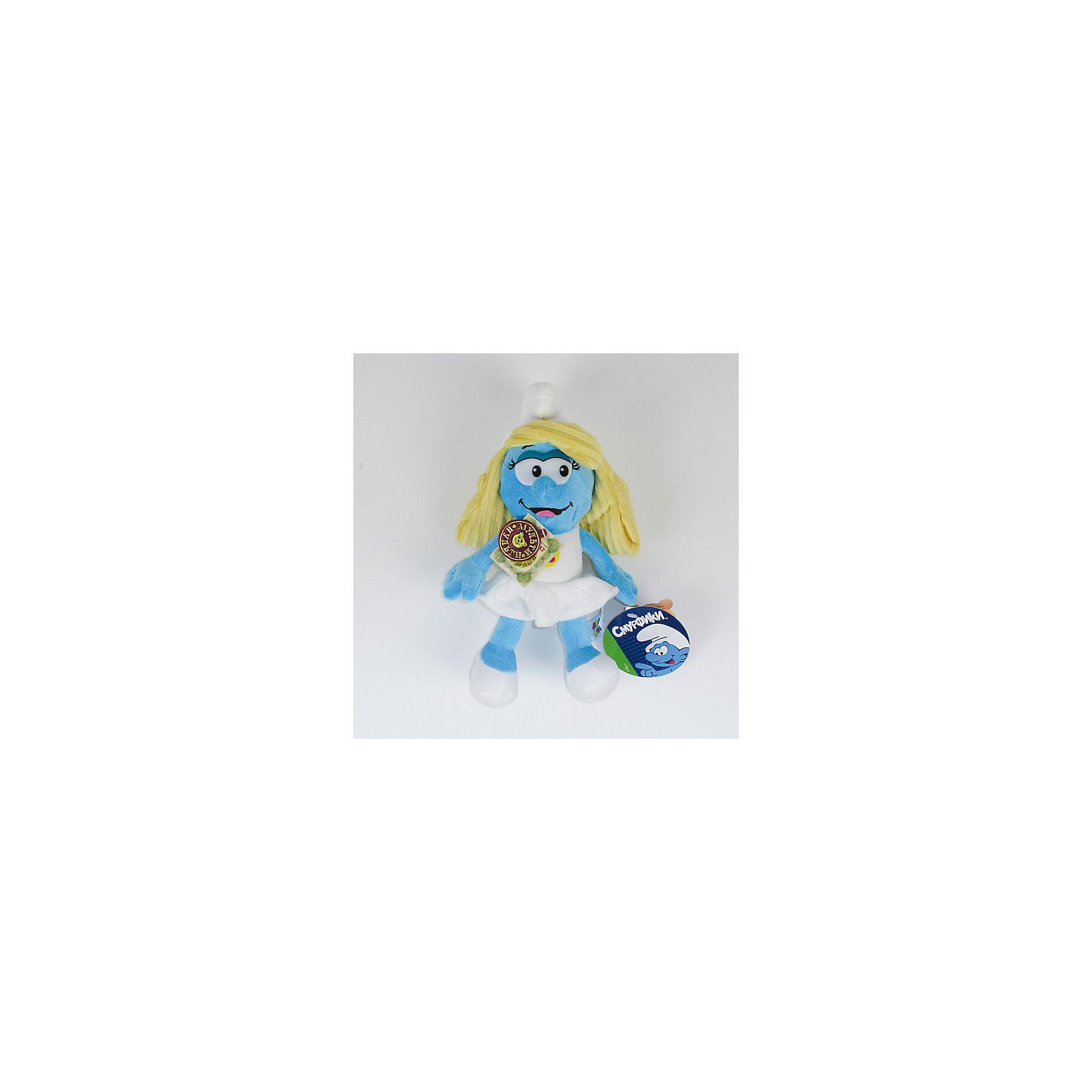 Мягкая игрушка  Смурфетта, 26 см,