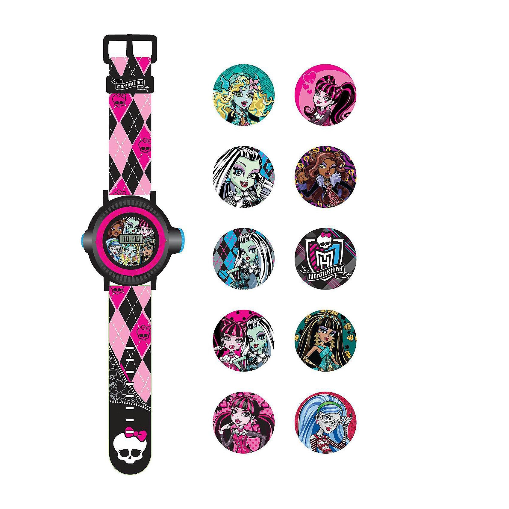 Часы наручные, Monster High