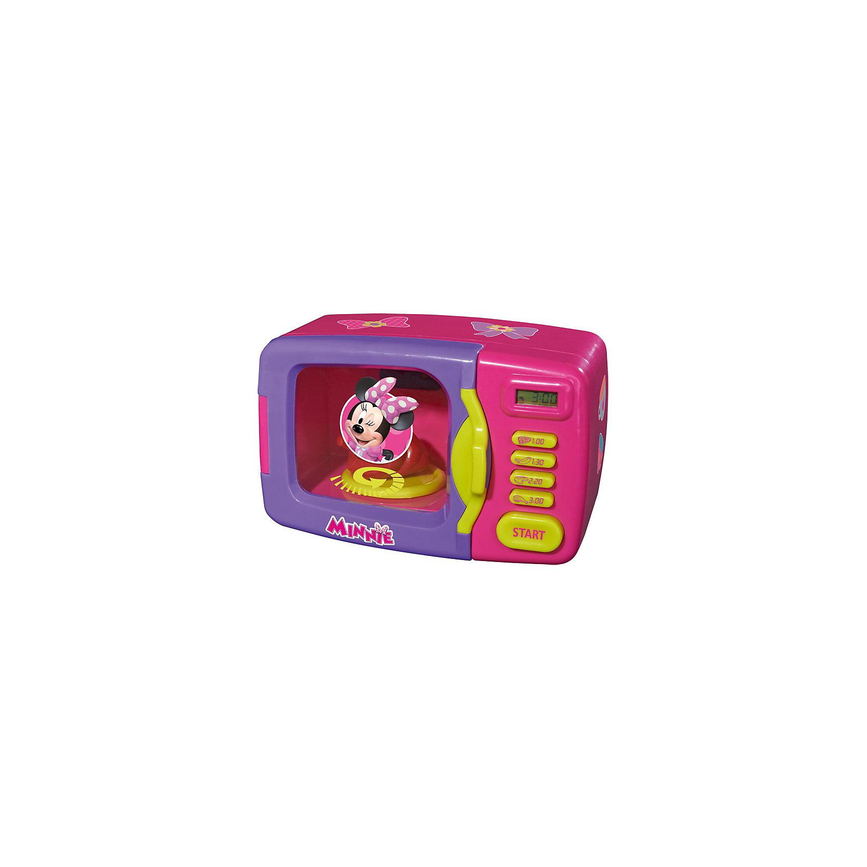 Simba Микроволновка, Minnie Mouse smoby кухня cheftronic minnie mouse подарок микроволновая печь minnie mouse
