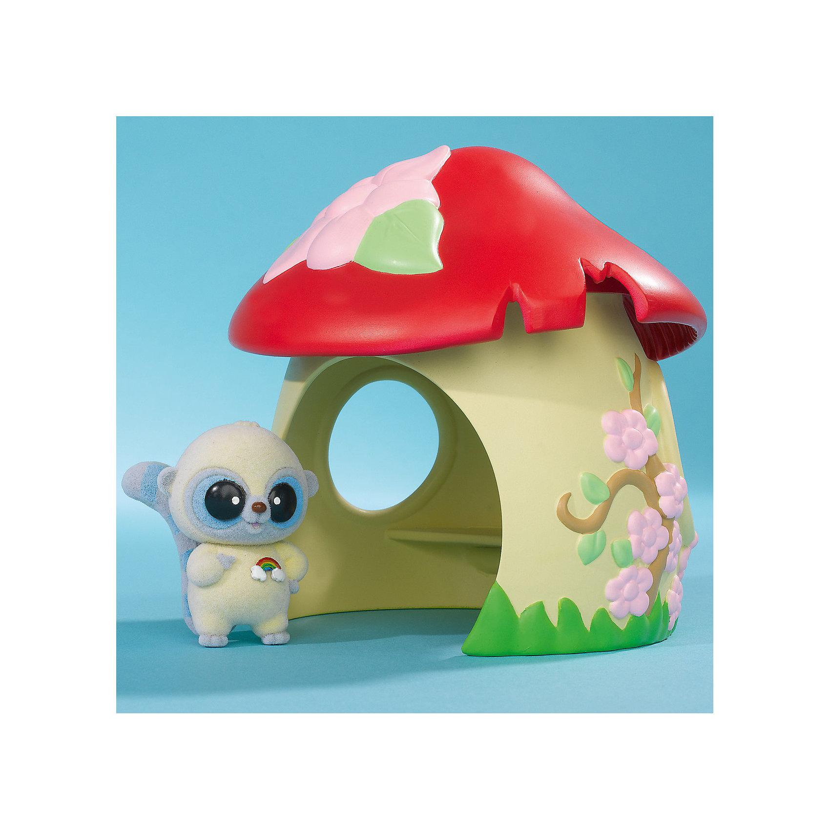 Simba Домик-грибок, Юху и его друзья мягкая игрушка simba грибок 4015441