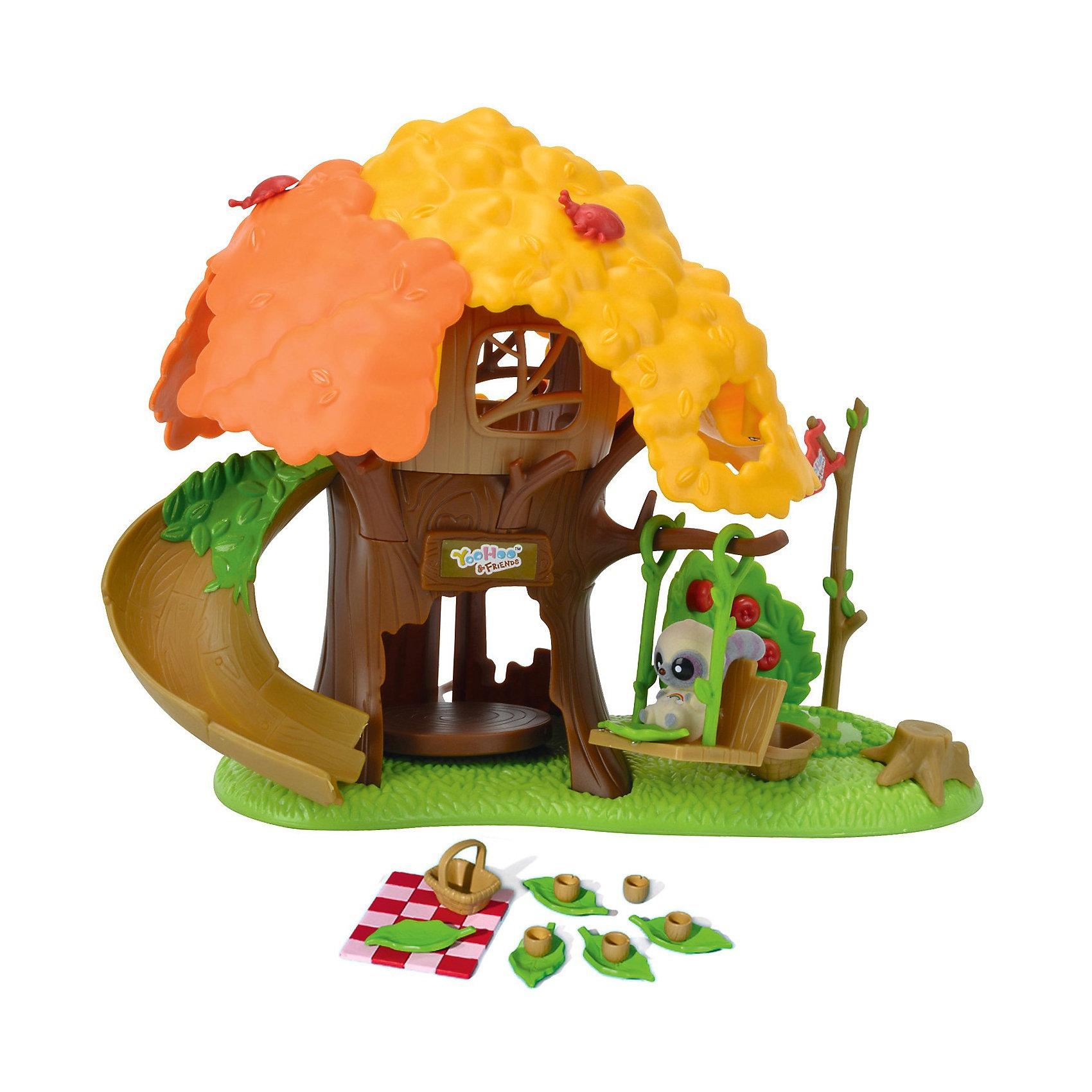 Simba Домик-дерево, Юху и его друзья домик грибок simba yoohoo