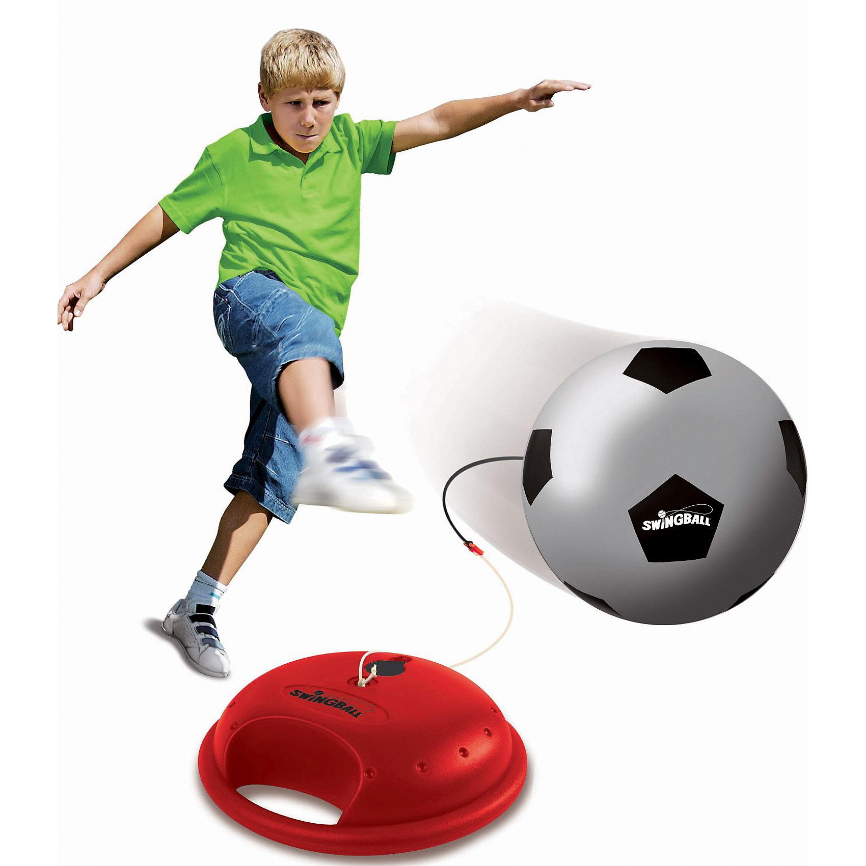Детский футбол, мяч с базой, Mookie