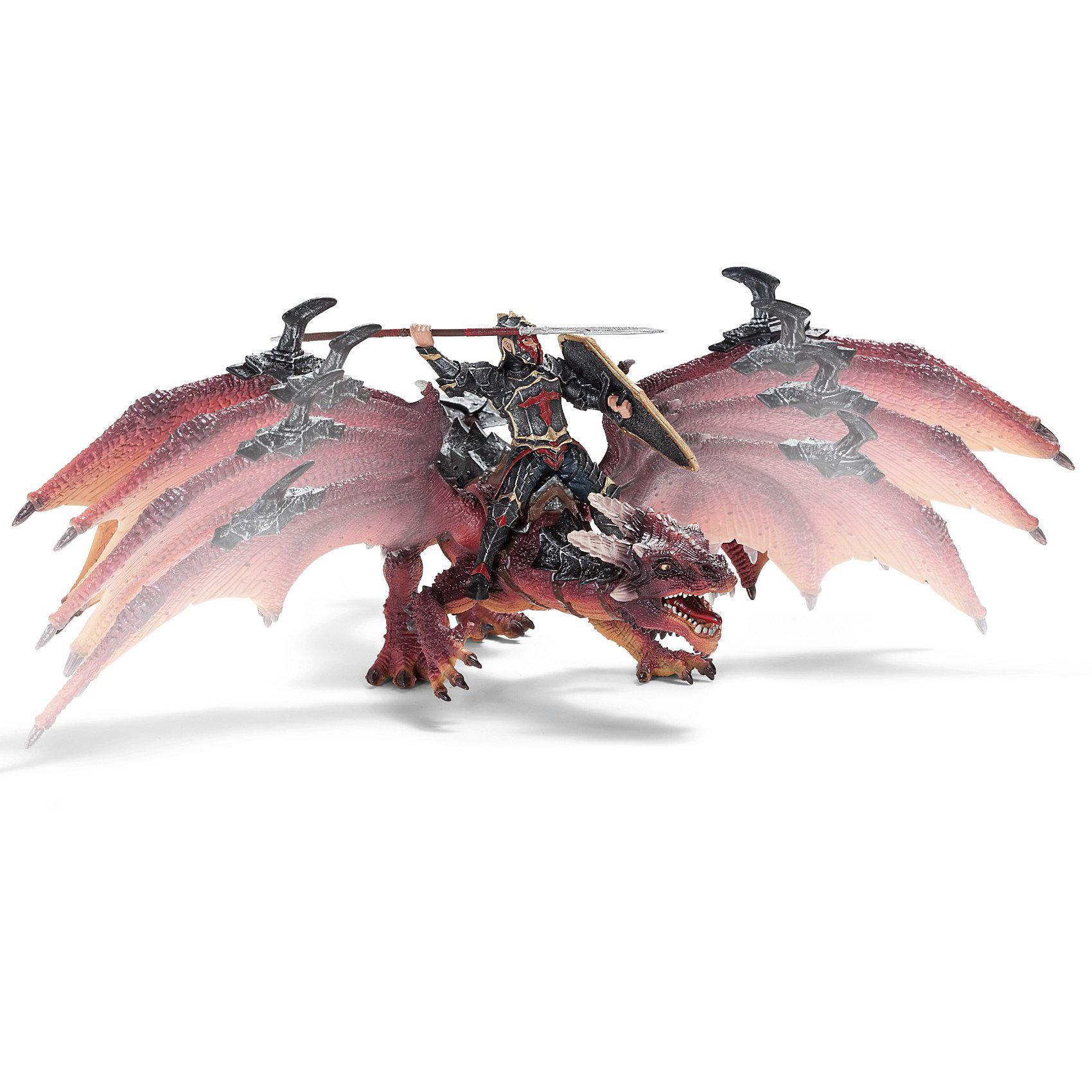 Schleich Всадник на драконе Орден Дракона, Schleich schleich всадник скорпиона