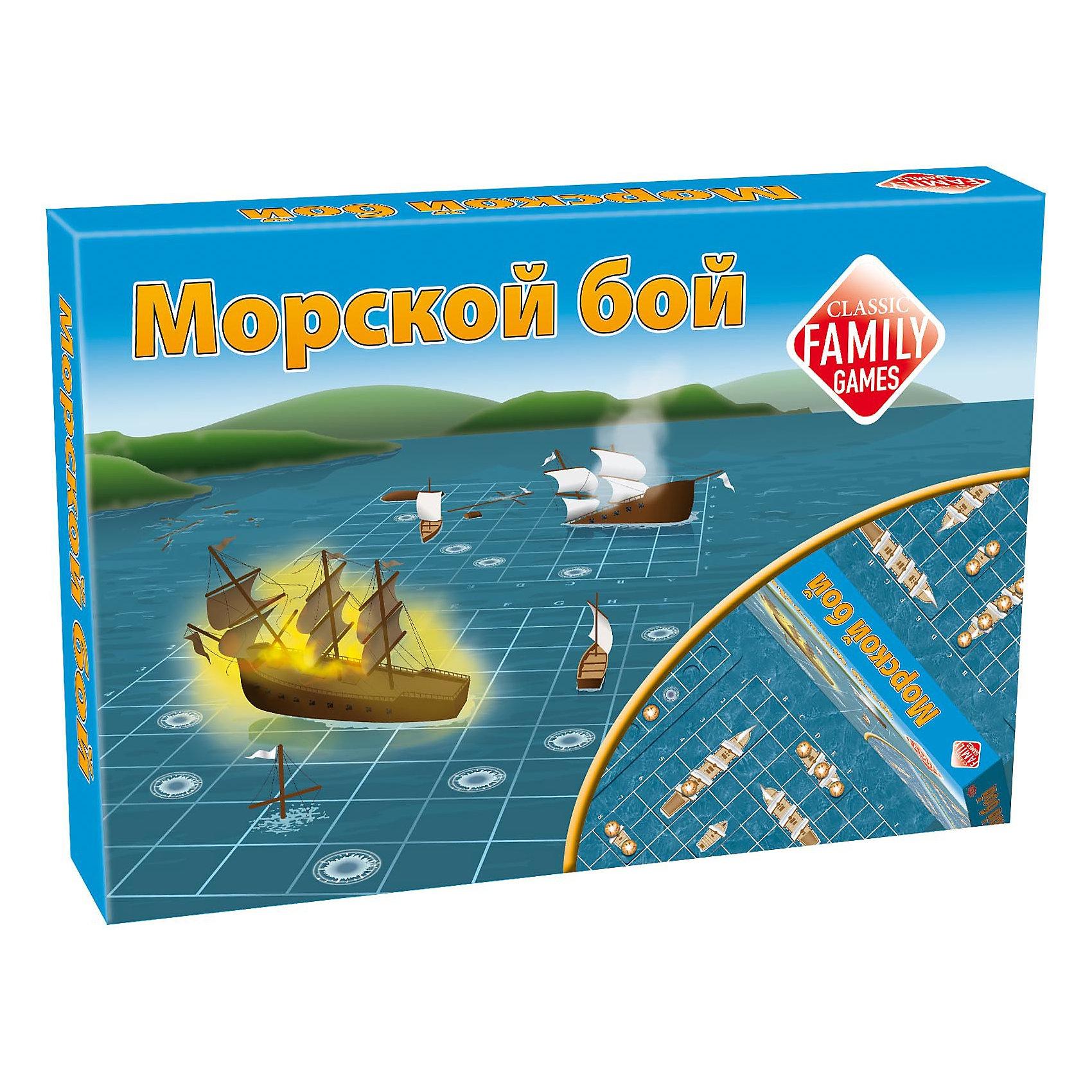 Игра Морской бой, Tactic Games