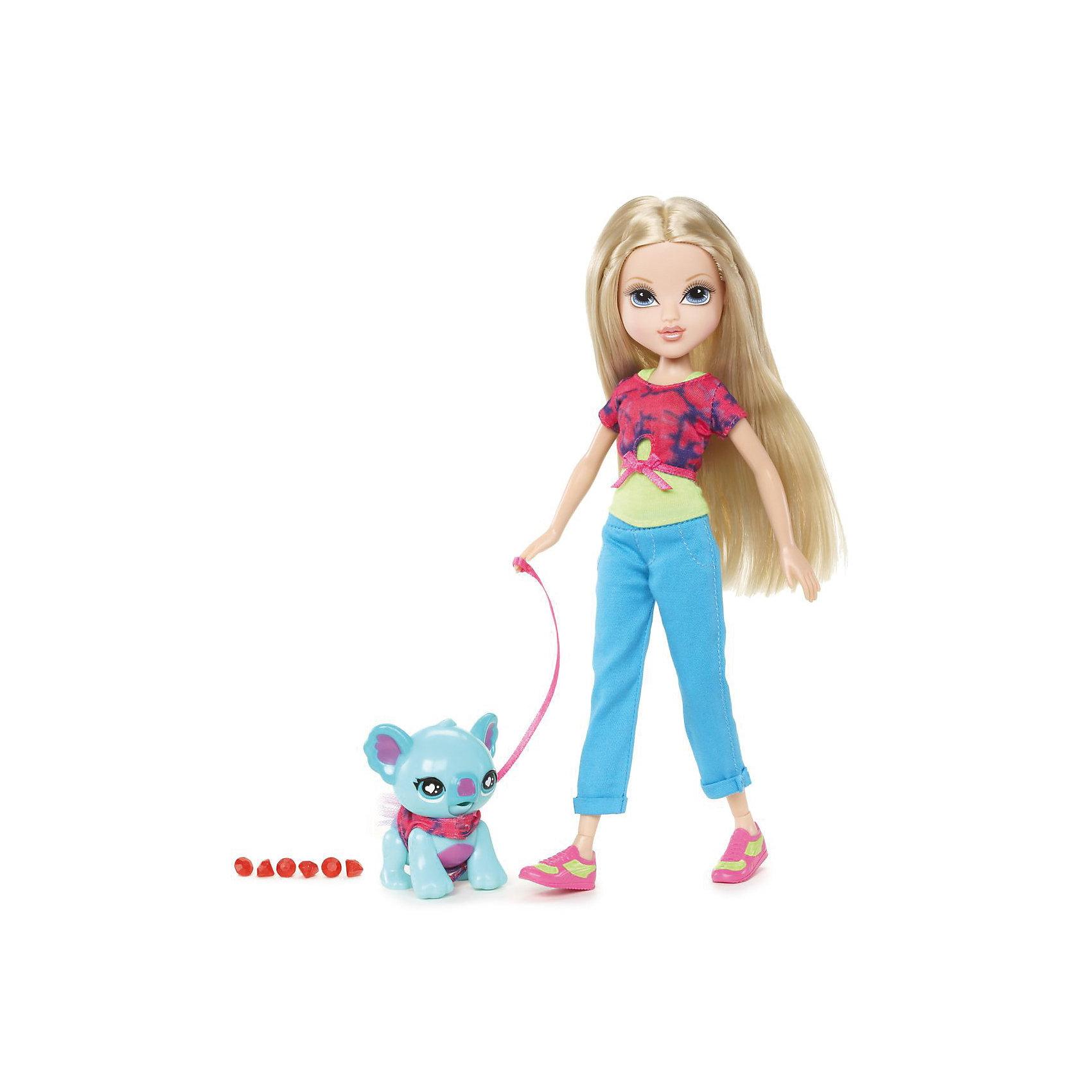 Moxie кукла С питомцем, Эйвери+Медвежонок