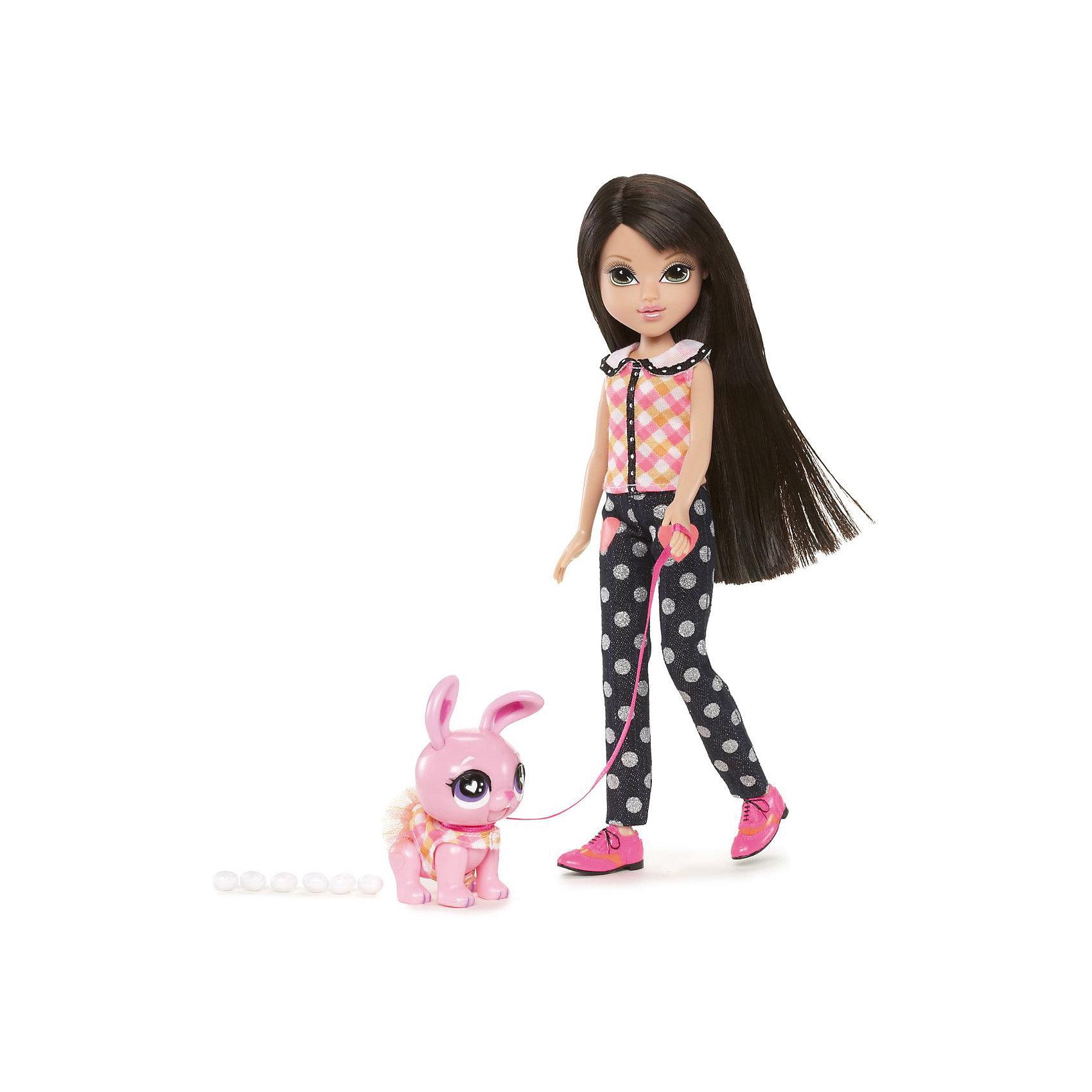 Moxie кукла С питомцем, Лекса+Зайка