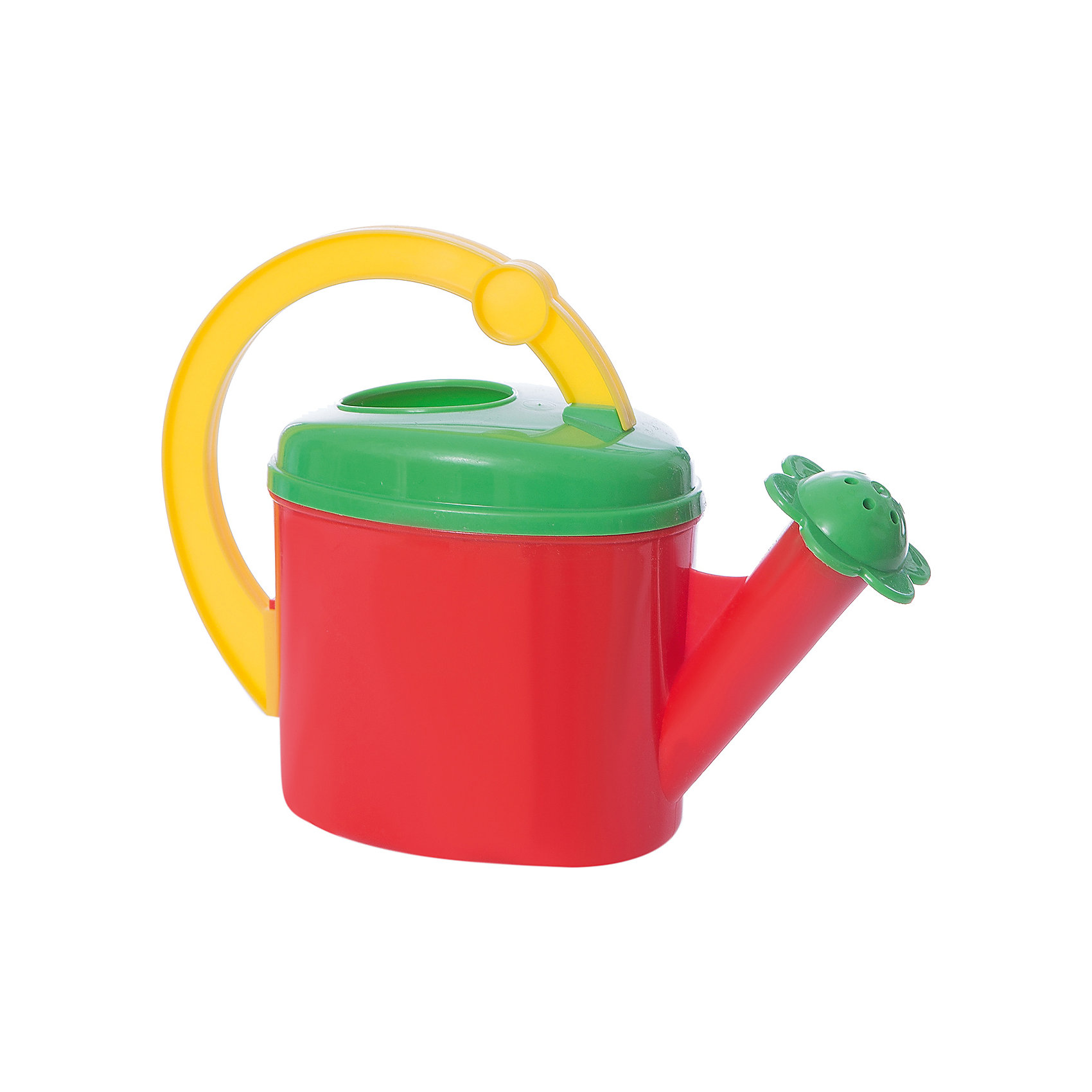 Лейка 0,5 л, СтелларС детской яркой платсмассовой лейкой от Стеллар Ваш малыш научится ухаживать за растениями и будет с огромным удовольствием их поливать. Лейка - незаменимый помощник на даче. Широкий носик выполнен в виде цветка и оснащен рассеивателем.<br><br>Дополнительная информация:<br><br>- Объем лейки: 0,5 литра.<br>- Материал: полипропилен.<br>- Размер: 100 x 190 x 180 мм.<br>- Цвета: желтый, красный.<br><br>ВНИМАНИЕ! Данный артикул имеется в наличии в разных цветовых исполнениях. К сожалению, заранее выбрать определенный цвет невозможно. При заказе нескольких позиций возможно получение одинаковых.<br><br>Ширина мм: 100<br>Глубина мм: 190<br>Высота мм: 180<br>Вес г: 100<br>Возраст от месяцев: 36<br>Возраст до месяцев: 84<br>Пол: Унисекс<br>Возраст: Детский<br>SKU: 3167079