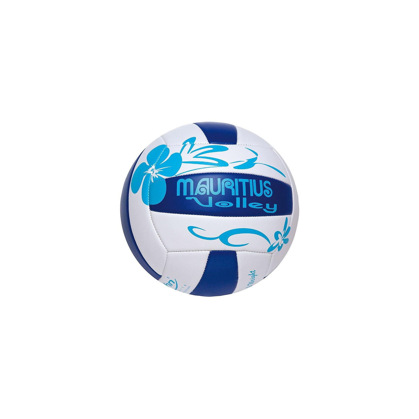 Мяч волейбольный  Мауритиус, 200 ммМячи детские<br>Волебольный мяч Мауритиус обладает отличными игровыми качествами. Мяч выполнен в весенне-летней цветовой гамме. <br>Отлично подойдет для игр на свежем воздухе и подарит много увлекательных, спортивно-азартных часов. <br>Дополнительно:<br>Размер: 200мм<br>Материал кожзам.<br><br>Ширина мм: 204<br>Глубина мм: 203<br>Высота мм: 129<br>Вес г: 322<br>Возраст от месяцев: 36<br>Возраст до месяцев: 96<br>Пол: Унисекс<br>Возраст: Детский<br>SKU: 3168448