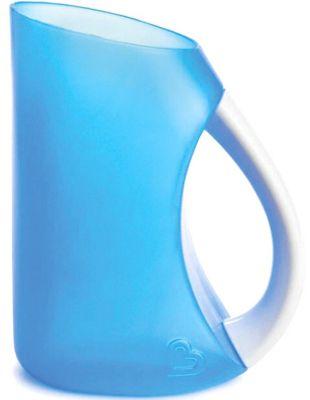 Мягкий кувшин для мытья волос с 6 мес, Munchkin, синий