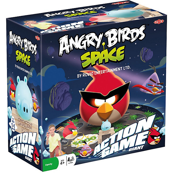 Игра Космос.  Angry Birds, Tactic Games