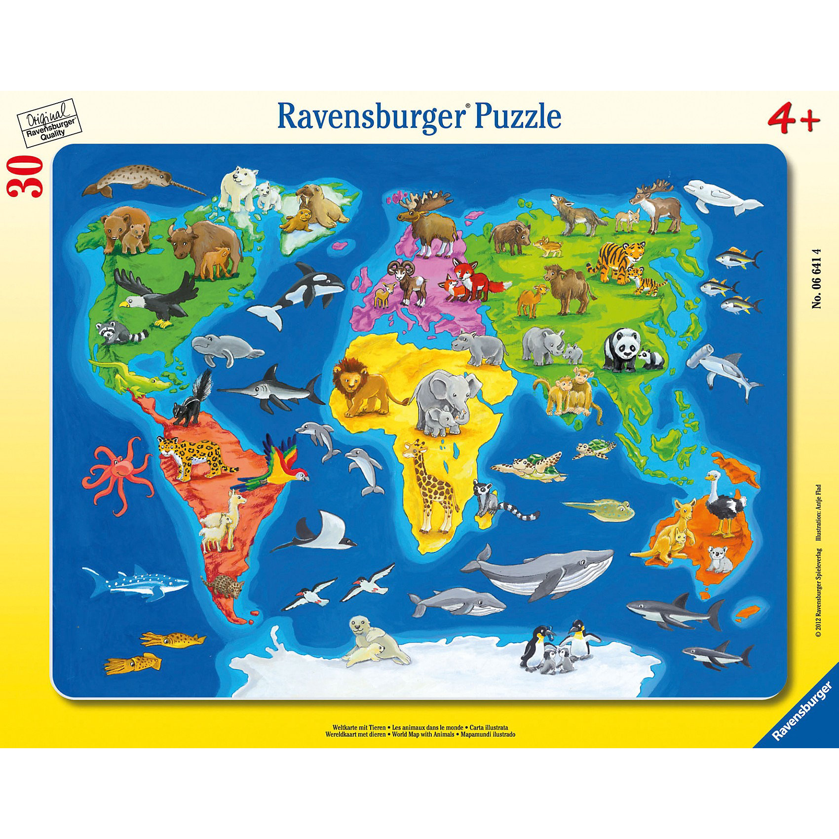 ���� ������ ���� � ���������, 30 �������, Ravensburger