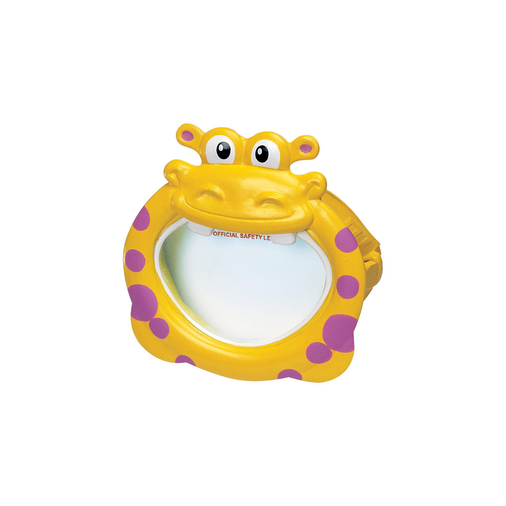 Intex Маска для плавания Бегемот/Лягушка, Intex, в ассорт. очки маски и трубки для плавания intex маска авиатор для плавания 55911