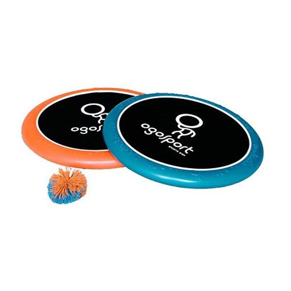 Игра Биг, ОгоспортБадминтон и теннис<br>Огоспорт - это спортивная игра огодисками. Комплект для игры Огоспорт состоит из 2 огодисков, и одного мячика. <br>Огодиск - это специальный диск, состоящий из пенообразного материала, с натянутой по центру эластичной сеточкой. Огодиск имеет эргономичный дизайн, его приятно держать в руке, он обладает отличными аэродинамическими характеристиками, благодаря чему огодиск прекрасно подходит для спортивной игры фрисби.<br><br>Огоспорт игра Биг от других моделей отличается только размерами, которые и делают его лучшим вариантом для игр. Подходит для самых активных игроков.<br><br>Дополнительная информация:<br><br>-диаметр огодиска: 38 см<br><br>Игру Биг, Огоспорт (Ogosport) можно купить в нашем магазине.<br><br>Ширина мм: 370<br>Глубина мм: 70<br>Высота мм: 390<br>Вес г: 550<br>Возраст от месяцев: 36<br>Возраст до месяцев: 1188<br>Пол: Унисекс<br>Возраст: Детский<br>SKU: 3180383