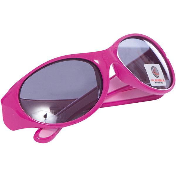 Очки солнцезащитные FLEXXY GIRL, розовые, ALPINAИгры в дорогу<br>Характеристики:<br><br>• возраст: от 3 лет;<br>• материал: пластик;<br>• размер упаковки: 19х3х3 см;<br>• вес упаковки: 200 гр.;<br>• страна производитель: Китай.<br><br>Очки солнцезащитные Alpina Flexxy Girl розовые — специальная серия, выпущенная для девочек. Очки защищают глаза от попадания солнечных лучей во время прогулки, отдыха на природе, катания на велосипеде, занятий спортом. Линзы выполнены из прочного материала, устойчивого к разбиванию. Они защищают глаза от всех типов УФ-лучей и не запотевают.<br><br>Очки солнцезащитные Alpina Flexxy Girl розовые можно приобрести в нашем интернет-магазине.<br>Ширина мм: 133; Глубина мм: 78; Высота мм: 45; Вес г: 37; Цвет: розовый; Возраст от месяцев: 36; Возраст до месяцев: 84; Пол: Женский; Возраст: Детский; SKU: 3183935;