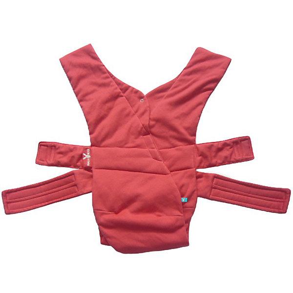 Рюкзак-переноска, Wallaboo, красныйРюкзаки-переноски<br>Рюкзак-переноска, Валлабу, красный – новинка от Wallaboo, эксперта в производстве качественных, стильных и удобных товаров для мам и малышей. Рюкзак подарит комфорт малышу и обеспечит удобство передвижения маме.<br>Современный эргономичный рюкзак-переноска от Wallaboo придуман для заботливых родителей и чудесных малышей, в нем  использованы преимущества разнообразных видов рюкзаков–переносок и устранены любые неудобства для мамы или малыша. Это изделие Вы сможете быстро и легко приспособить к своей фигуре. Благодаря мягкому натуральному материалу оригинальный рюкзак от Wallaboo (Валлабу) будет намного комфортнее любой модели рюкзака, сделанной из полиэстера. Он выполнен из прочного 100% хлопка, пропускающего воздух. Широкие ремни на плечах и уникальное решение с перекрестными ремнями на спине обеспечат оптимальное распределение нагрузки. Легкий и компактный рюкзак удобно взять с собой в путешествие или на прогулку. Стильный и оригинальный двухцветный дизайн подчеркнет ваш модный и динамичный образ.<br><br>Дополнительная информация:<br><br>- Материал: 100% двусторонний хлопковый трикотаж<br>- Испытания на безопасность: материалы и готовое изделие соответствуют сертификату качества ЕС (BS EN 13209-2)<br>- Особенности: широкая поддерживающая часть под ягодицами и коленками малыша обеспечивает правильное разведение ножек ребенка в эргономичной позе<br>- Регулировка: простая и быстрая при помощи надежных и безопасных застежек-липучек высокого качества, рюкзак растет вместе с Вашим малышом<br>- Использование: легкий и компактный рюкзак удобно взять с собой в путешествие или на прогулку; малыш может находиться в двух естественных положениях «лицом к маме» и «лицом вперед»<br>- Стильный двухцветный дизайн помогает легко отличить лицевую сторону рюкзака от изнанки<br>- Инструкция-схема вшита внутри<br>- Размер: один универсальный размер<br>- Возраст: от рождения до 12 месяцев<br>- Вес ребенка: от 3,5 до 15 кг (рекоменда