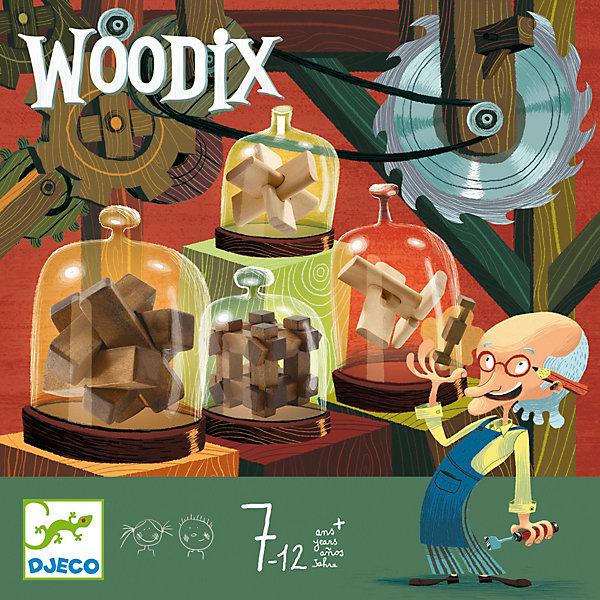 Деревянные головоломки, DJECOДеревянные головоломки<br>Деревянные головоломки DJECO (Джеко) - увлекательный игровой набор, который будет интересен как детям, так и взрослым. В составе набора 45 деревянных деталей различной формы, из которых можно собрать 6 оригинальных конструкций. Если пока не получается собрать головоломки самостоятельно, можно воспользоваться инструкцией. Эта замечательная игра надолго займет Вашего ребенка во время путешествий и поездок. Все детали сделаны из натурального дерева.<br><br>Дополнительная информация:<br><br>- В комплекте: 45 деревянных элементов и подробная инструкция. <br>- Материал: дерево.<br>- Размер упаковки: 21,5 х 21,5 х 5,5 см.<br>- Вес: 0,447 кг.<br><br>Данный игровой набор  развивает у ребенка внимательность, логическое мышление и мелкую моторику.<br><br>Деревянные головоломки DJECO (Джеко) можно купить в нашем магазине.<br><br>Ширина мм: 210<br>Глубина мм: 210<br>Высота мм: 55<br>Вес г: 450<br>Возраст от месяцев: 84<br>Возраст до месяцев: 1188<br>Пол: Унисекс<br>Возраст: Детский<br>SKU: 3193429