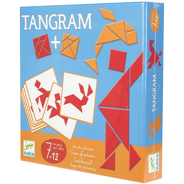 Игра Танграм, DJECO