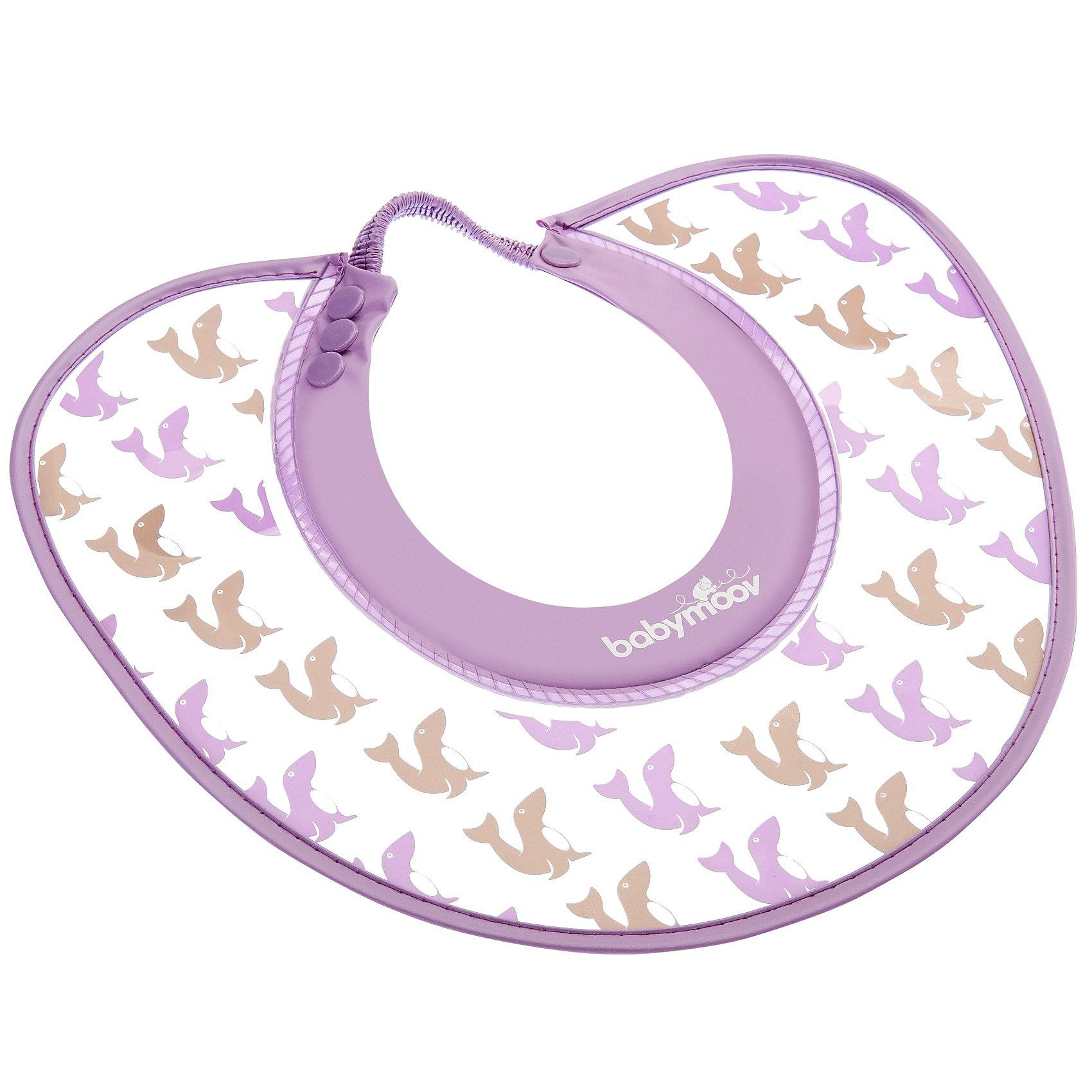 где купить Babymoov Ободок защитный для мытья головы Морской лев, Babymoov, фиолетовый по лучшей цене