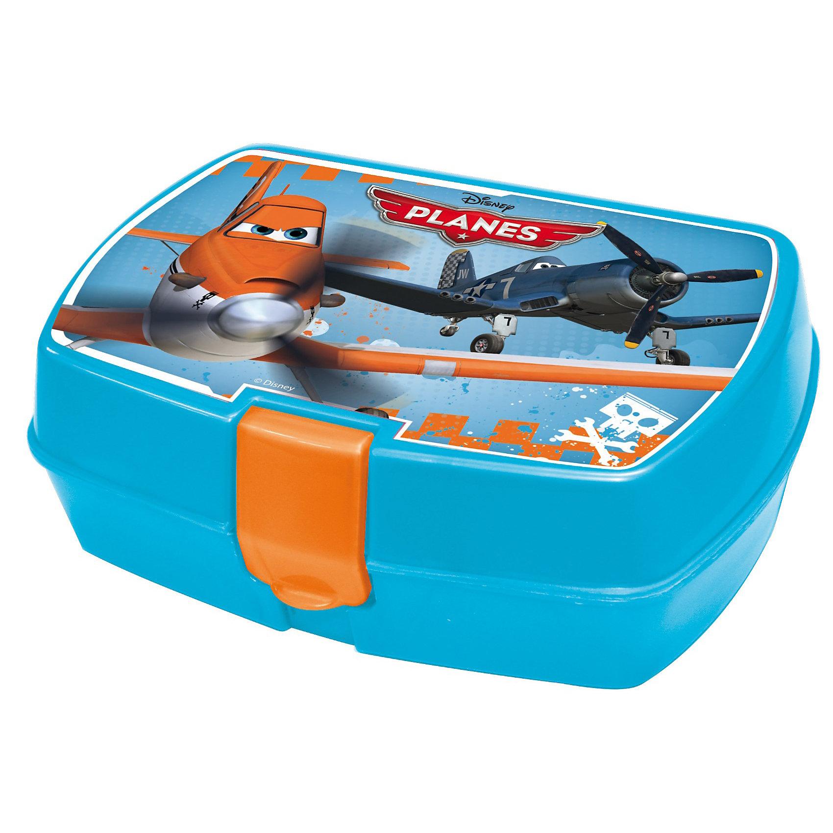 Самолеты Контейнер для бутербродовБутылки для воды и бутербродницы<br>Удобный, плотнозакрывающийся контейнер для бутербродов бережно сохранит ланч Вашего мальчика. А изображенные любимые герои - самолетики - не позволят ему забыть ланч-бокс в школу!<br><br>Дополнительная информация:<br><br>Размеры: 6х12х17 см<br>Посуда пластиковая.<br><br>Удобный и легкий контейнер не позволит Вашему ребенку остаться голодным в школе!<br><br>Ширина мм: 172<br>Глубина мм: 121<br>Высота мм: 61<br>Вес г: 88<br>Возраст от месяцев: 36<br>Возраст до месяцев: 1184<br>Пол: Мужской<br>Возраст: Детский<br>SKU: 3198794