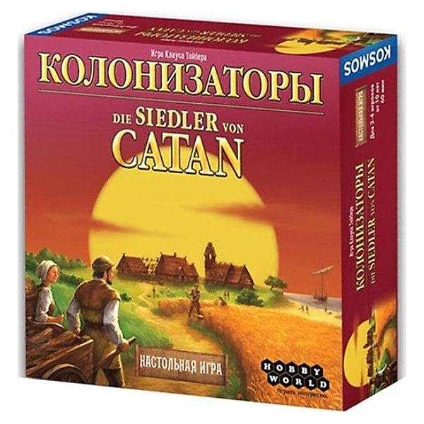 Игра Колонизаторы базовые, Hobby World