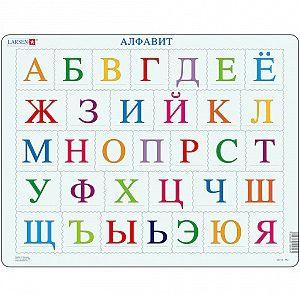 Пазл Алфавит , 26 деталей, Larsen
