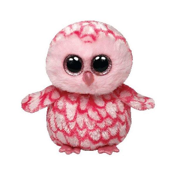 Совенок (розовый) Pinky, 15,24 смМягкие игрушки животные<br>Совенок (розовый) Pinky, 15,24 см – игрушка от бренда TY Inc (ТАЙ Инкорпорейтед), знаменитого своими мягкими игрушками, в качестве наполнителя для которых используются гранулы. Совенок выполнен из качественного и гипоаллергенного плюша с нанесенным на него рисунком-имитацией оперения, мордочка – из розового меха. У игрушки большие выразительные глаза. Используемые материалы делают игрушку прочной, устойчивой к изменению цвета и формы, ее разрешается стирать.<br>Совенок (розовый) Pinky, 15,24 см TY Inc непременно станет любимой игрушкой для вашего ребенка, а уникальный наполнитель будет способствовать  не  только развитию мелкой моторики пальцев, но и оказывать релаксирующее воздействие.<br><br>Дополнительная информация:<br><br>- Вид игр: сюжетно-ролевые игры, интерьерные игрушки, для коллекционирования<br>- Предназначение: для дома<br>- Пол: для девочки<br>- Материал: плюш, пластик, наполнитель ? гранулы<br>- Высота: 15, 24 см<br>- Особенности ухода: разрешается стирка<br>Подробнее:<br><br>• Для детей в возрасте: от 12 месяцев и до 5 лет <br>• Страна производитель: Китай<br>• Торговый бренд: TY Inc <br><br>Совенка (розового) Pinky, 15,24 см можно купить в нашем интернет-магазине.<br><br>Ширина мм: 159<br>Глубина мм: 103<br>Высота мм: 81<br>Вес г: 91<br>Возраст от месяцев: 12<br>Возраст до месяцев: 60<br>Пол: Унисекс<br>Возраст: Детский<br>SKU: 3214622