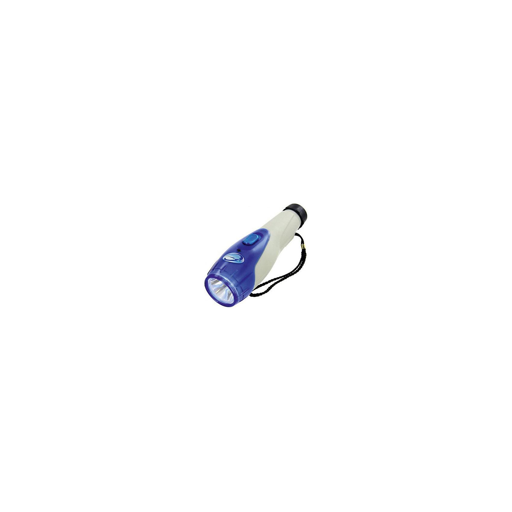 Eastcolight Фонарь шпионскийЯркий фонарик, который обязательно пригодится в любом исследовательском походе или шпионской вылазке.<br>В торце фонарика вмонтирован настоящий компас - незаменимая вещь в лесу или при ориентировании по карте.<br>Фонарь оснащен специальной петелькой и пластиковым зажимом, с помощью которых его можно повесить на руку или закрепить на поясе.<br><br>Дополнительная информация:<br><br>- Материал: пластик, стекло, текстиль.<br>- Длина фонарика: 19 см.<br>- Диаметр компаса: 3,5 см.<br><br>Ширина мм: 224<br>Глубина мм: 82<br>Высота мм: 90<br>Вес г: 200<br>Возраст от месяцев: 72<br>Возраст до месяцев: 1188<br>Пол: Мужской<br>Возраст: Детский<br>SKU: 3220284