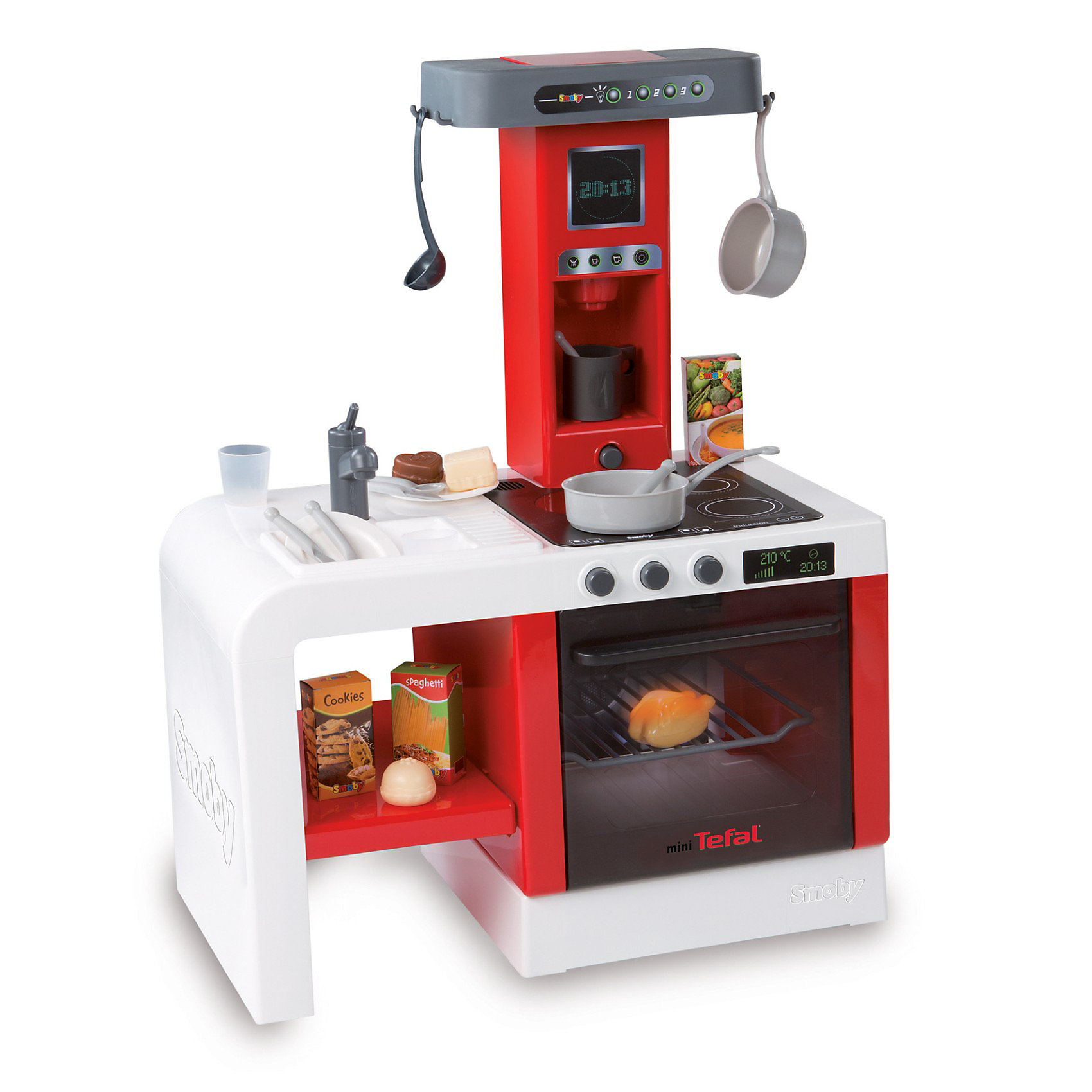Smoby Игрушечная кухня Tefal,  Smoby