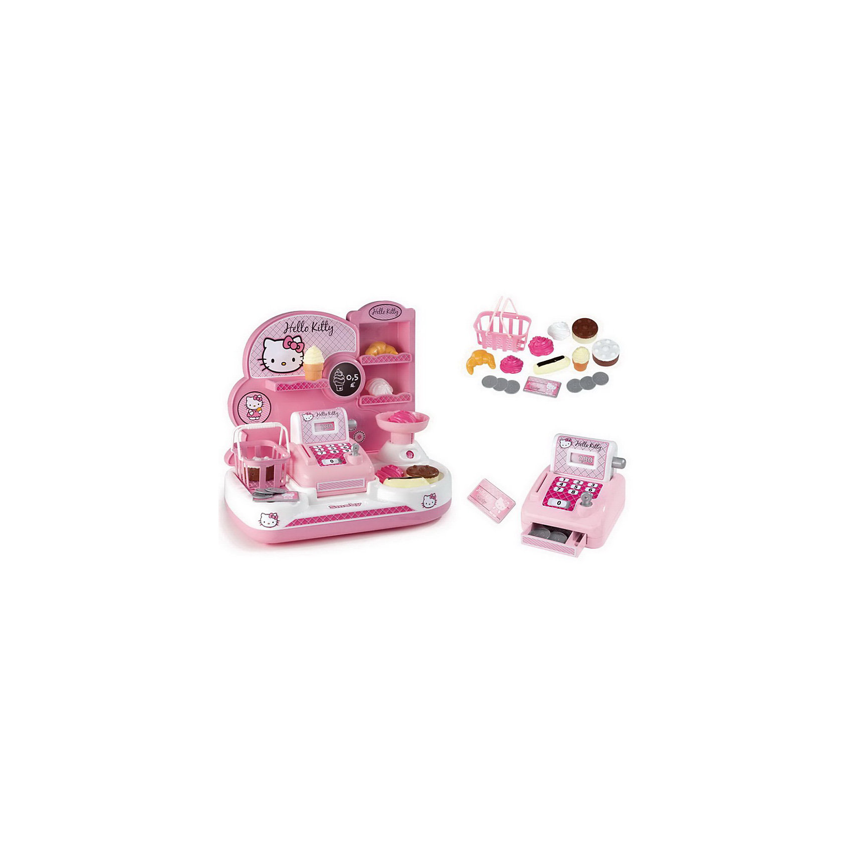 Hello Kitty ����-������� 39*36,5*22 ��. (Smoby)
