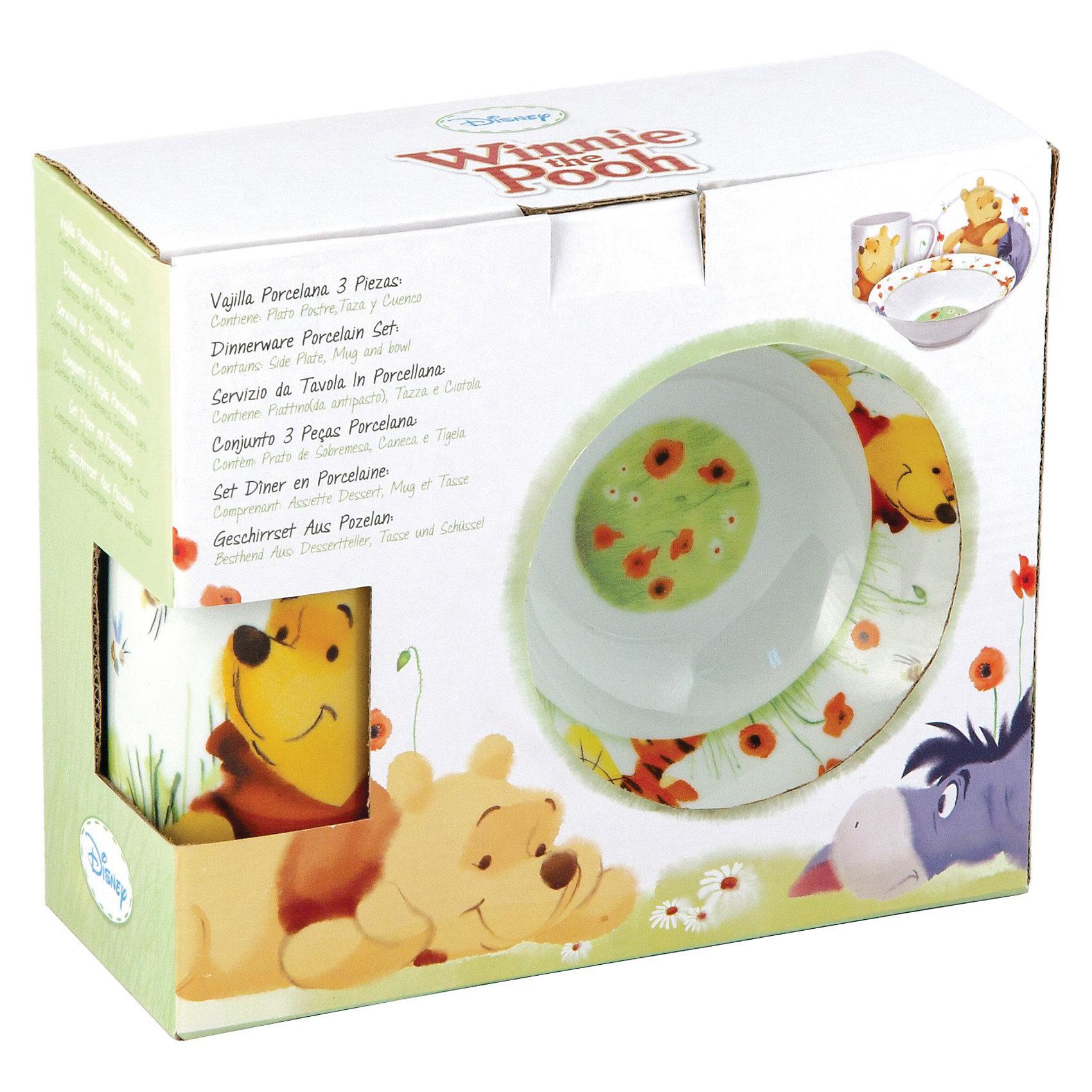 Подарочный набор керамической посуды, Винни Пух
