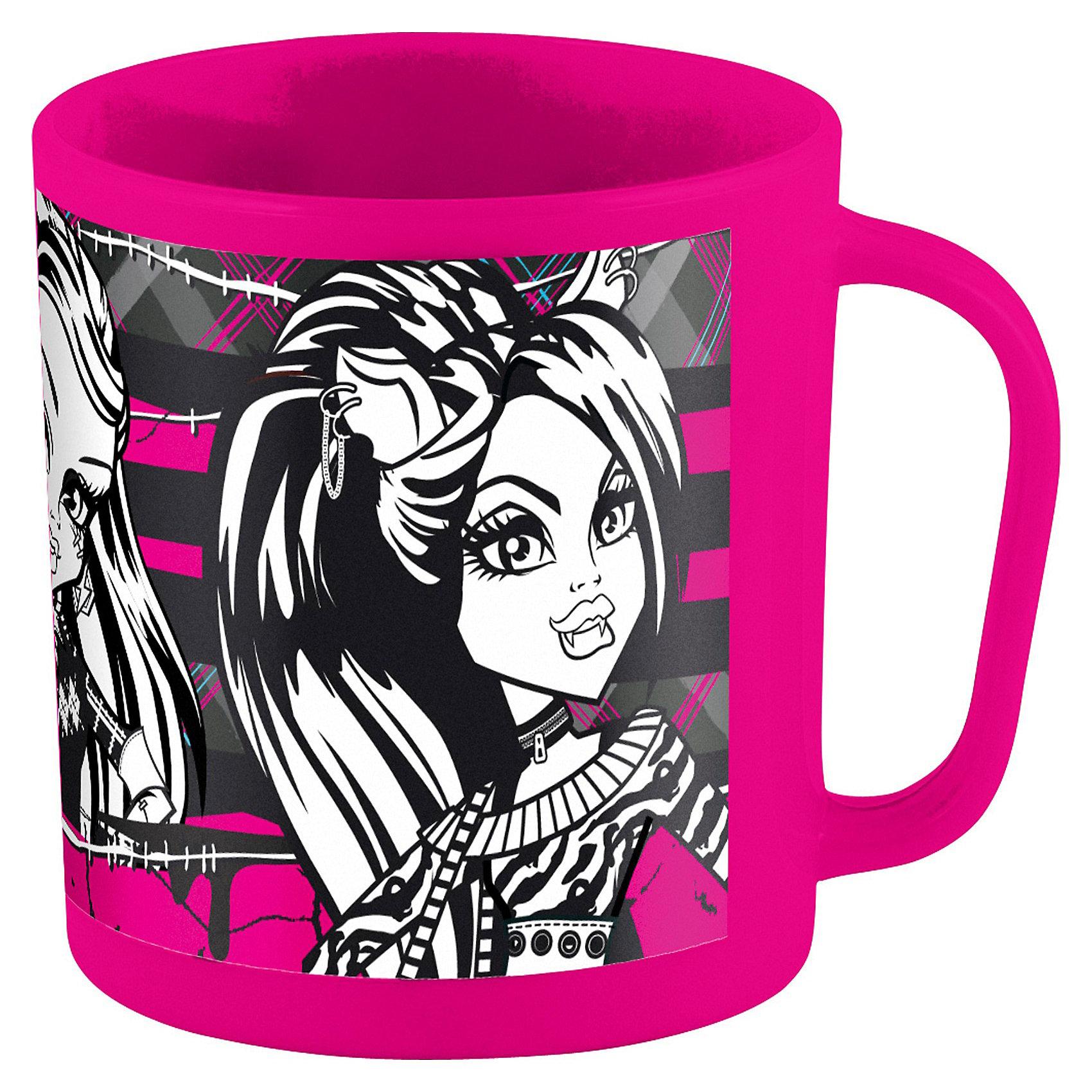 Кружка для СВЧ (350 мл), Monster High