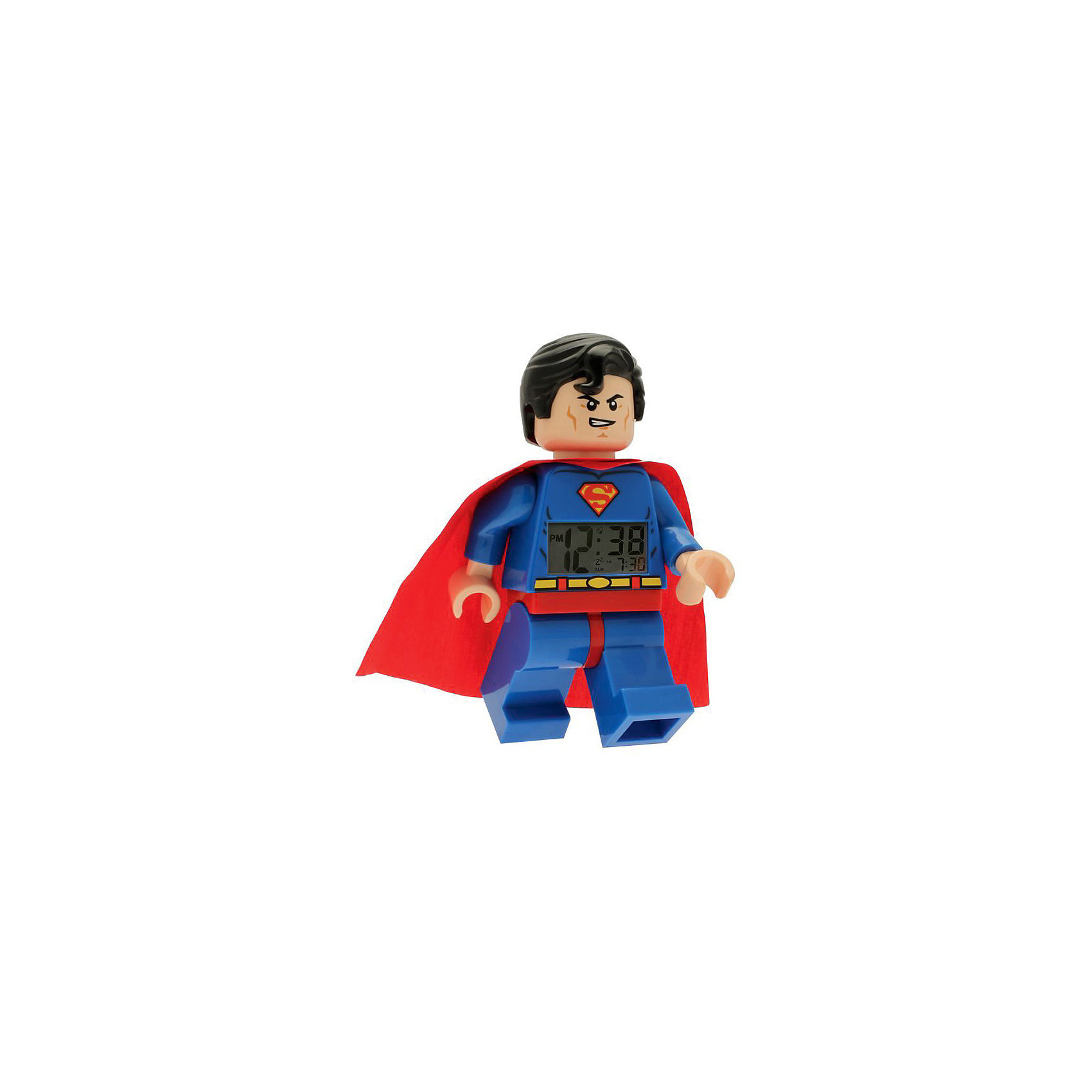 LEGO Будильник-игрушка Супер Герои, LEGO