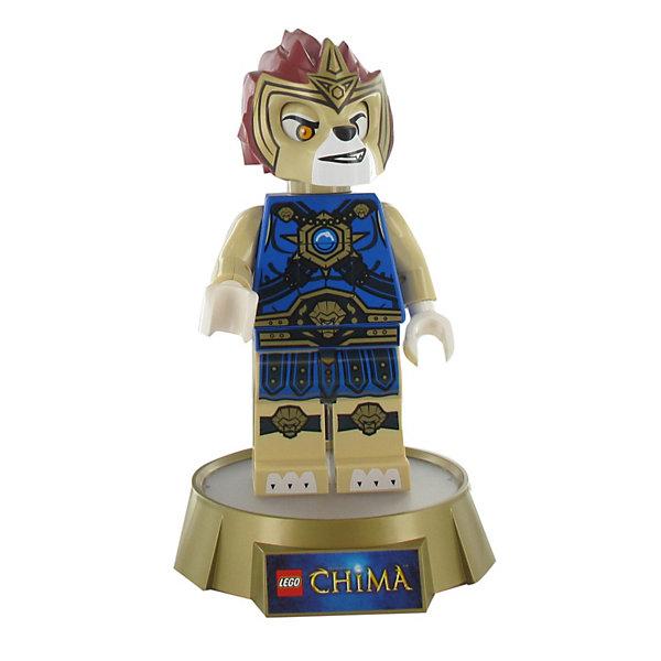 Фонарик-ночник, LEGO Legends of ChimaФигурки из мультфильмов<br>Фонарик-ночник, LEGO Chima (Лего Чима) станет хорошим подарком для любителей Lego Chima (Лего Чима).<br><br>Дополнительная информация:<br><br>-Материал: металл и пластик<br>-Высота: 25 см<br>-Батарейки 3 х АА входят в комплект<br>-Лампы: 2 светодиода<br>-Функция автоматического отключения после 30 мин<br>-Светящиеся вращающиеся ножки<br>-Включается нажатием пластины на груди фигуры<br>-Снимается со светящейся базы, можно использовать как фонарик<br><br>Фонарик-ночник, LEGO Chima (Лего Чима) можно купить в нашем магазине.<br>Ширина мм: 280; Глубина мм: 280; Высота мм: 70; Вес г: 769; Возраст от месяцев: 60; Возраст до месяцев: 1164; Пол: Мужской; Возраст: Детский; SKU: 3257712;