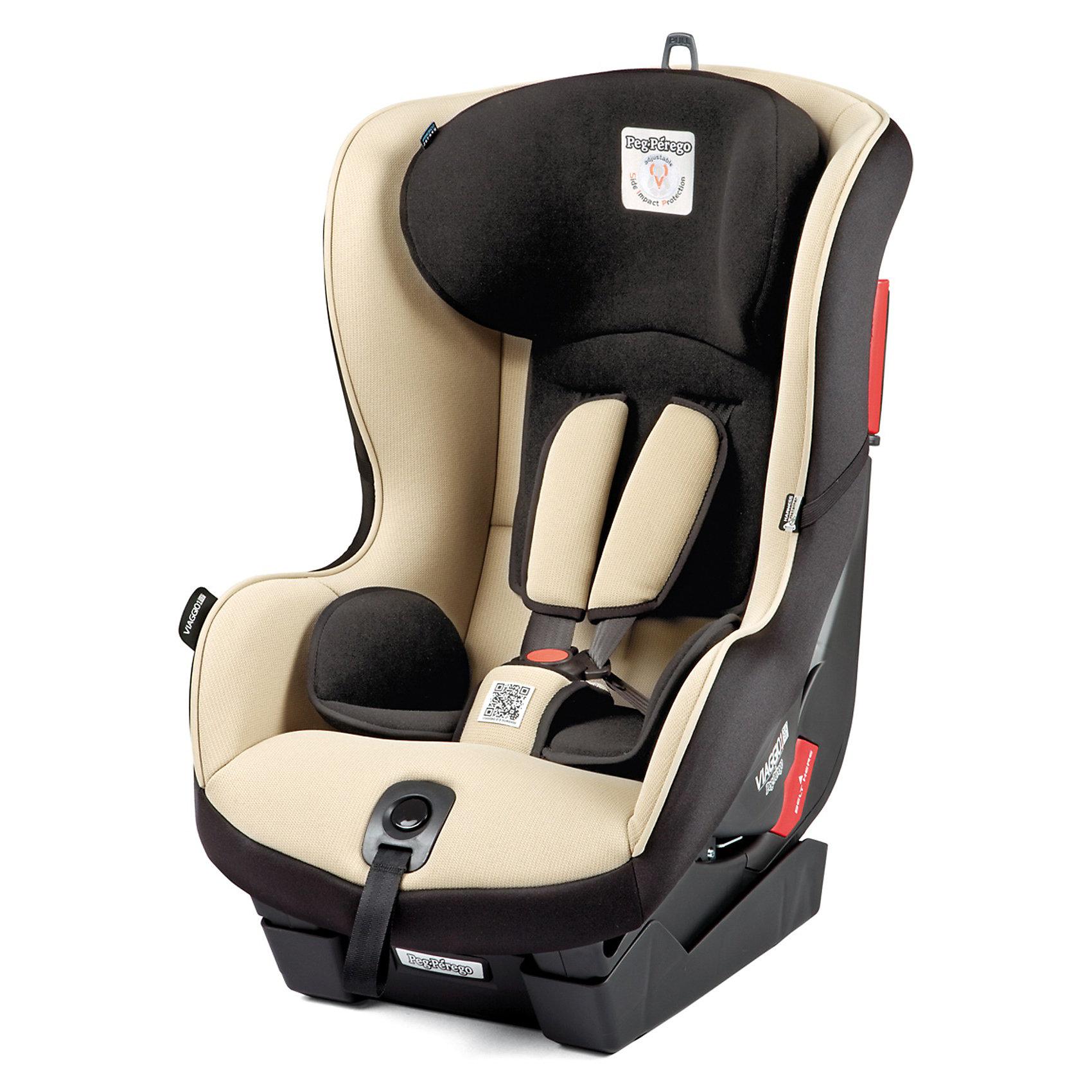 Автокресло Peg Perego Viaggio1 Duo-Fix K, 9-18 кг, SandГруппа 1 (От 9 до 18 кг)<br>Детское автокресло Peg Perego Viaggio1 Duo-Fix предназначено для детей весом от 9 до 18 кг.(от 9 мес. до 4 лет). Широкое сидение с редукторной подушкой, пятиточечным ремнем безопасности и дополнительной системой защиты от бокового удара, что обеспечивает максимальную безопасность, а 4 положения наклона обеспечивает ребенку комфорт и отдых в длительных поездках и во время сна.<br><br>Ширина мм: 740<br>Глубина мм: 450<br>Высота мм: 740<br>Вес г: 12860<br>Цвет: бежевый<br>Возраст от месяцев: 9<br>Возраст до месяцев: 48<br>Пол: Унисекс<br>Возраст: Детский<br>SKU: 3260053