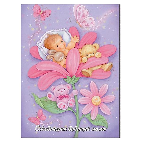 Ежедневник будущей мамы Волшебный цветокБеременность, роды<br>Ежедневник будущей мамы  Волшебный цветок А-6, 128л. поможет сделать Ваше время более организованным, что несомненно необходимо при будущем воспитании малыша. Дополнительная справочная информация начнет знакомить Вас с особенностями Вашего прекрасного положения!<br><br><br>Дополнительная информация:<br><br>Формат: А-6.<br>Переплет: твердый.<br>Количество листов: 128<br>Бумага: офсет, печать блока в две краски.<br>Обложка: глянцевая пленка с голографическим тиснением. <br><br>Яркий ежедневник запечатлит самое счастливое время в жизни каждой женщины!<br>Ширина мм: 105; Глубина мм: 148; Высота мм: 20; Вес г: 333; Возраст от месяцев: 216; Возраст до месяцев: 480; Пол: Женский; Возраст: Детский; SKU: 3260408;