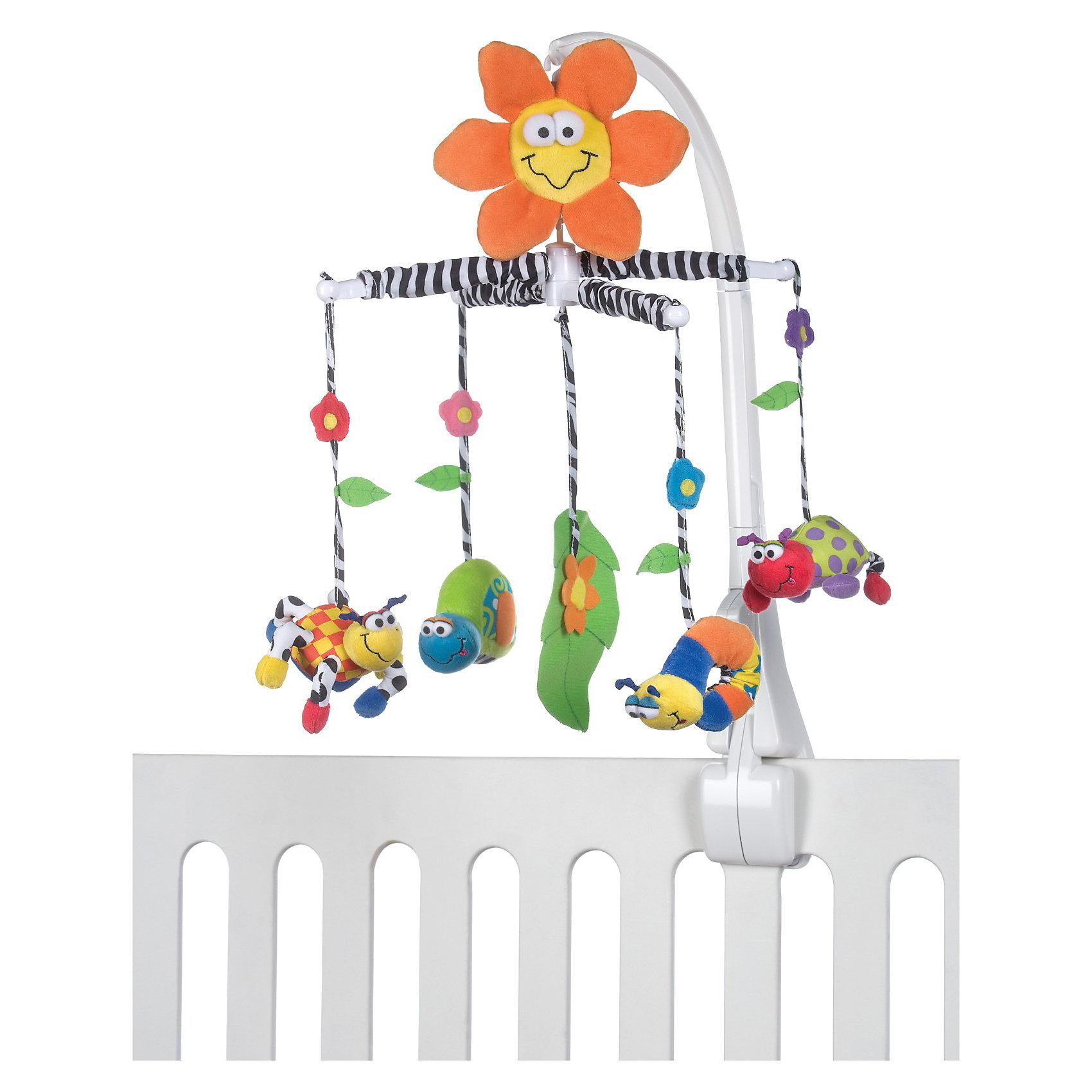 Музыкальная карусель Удивительный сад Playgro