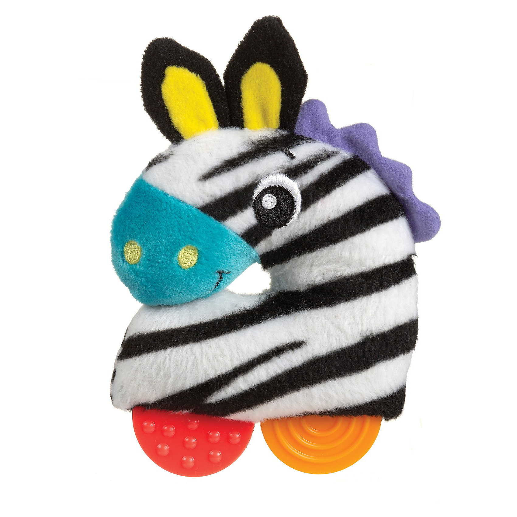 Playgro Игрушка-погремушка Зебра Playgro погремушки playgro игрушка погремушка тигр