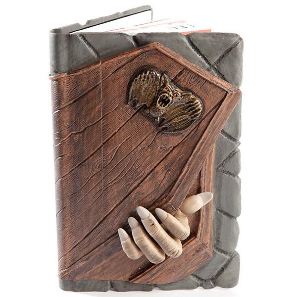 Книга Дневник вампира c 3D обложкойБумажная продукция<br>Книга Дневник вампира - необычный дневник, созданный специально для любителей тайн и магических секретов.<br><br>Трехмерная обложка, выполненная по технологии Trimensions, и таинственные иллюстрации. В результате получился великолепный подарок для любителей фильмов про вампиров и оборотней. <br><br>Осторожно, не испугайтесь!<br><br>Дополнительная информация:<br><br>- 3D обложка.<br>- Материал: бумага, картон, синт. материалы.<br>- Формат: 14 х 21 х 4 см.<br><br>В принципе, это просто дневничок для записи секретов, но такой эффектной трехмерной обложки вы еще не встречали. Да и не встретите в ближайшее время!<br>Ширина мм: 140; Глубина мм: 40; Высота мм: 210; Вес г: 500; Возраст от месяцев: 72; Возраст до месяцев: 144; Пол: Мужской; Возраст: Детский; SKU: 3279076;