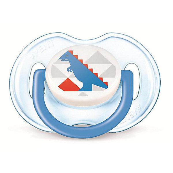 Пустышка Дизайн для мальчика , 0-6 месяцев, 1 шт., AVENTПустышки<br>Плоские симметричные соски пустышек Philips AVENT (Авент) каплевидной формы учитывают строение и естественное развитие неба, зубов и десен малыша и гарантируют комфорт, даже если пустышка переворачивается во рту.<br><br>Силиконовые соски пустышек Philips AVENT (Авент) не обладают вкусом и запахом, что делает их наиболее приемлемыми для малыша. Силикон — это мягкий и прозрачный материал, который не липнет и легко моется. Такая соска прочна и прослужит долго, не потеряв со временем форму и цвет.<br><br>Дополнительная информация:<br><br>Ортодонтическая, симметричная съемная соска<br>Можно стерилизовать<br>Можно мыть в посудомоечной машине<br>Предохранительное кольцо-держатель (Позволяет с легкостью вынуть пустышку Philips AVENT (Авент) в любой момент.)<br>Без запаха и вкуса<br>Без бисфенола-А<br><br>В комплекте:<br><br>Силиконовая соска: 1 шт.<br>Защелкивающийся защитный колпачок: 1 шт.<br>Ширина мм: 48; Глубина мм: 103; Высота мм: 115; Вес г: 728; Возраст от месяцев: 0; Возраст до месяцев: 6; Пол: Мужской; Возраст: Детский; SKU: 3288984;