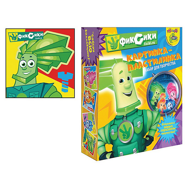 Картинка-пластилинка ФиксикиНаборы для лепки<br>Картинка-пластилинка Фиксики,Centrum (Центрум)<br><br>Характеристики:<br><br>• можно создать картинку из пластилина <br>• яркий дизайн с любимыми героями мультфильма Фиксики<br>• в комплекте: пластилин (10 цветов), стек, картинка<br>• размер: 18,5х5х22,5 см<br><br>Картинка-пластилинка - увлекательный вид детского творчества. Ребенок сможет создать яркую картинку из пластилина с любимым персонажем мультфильма Фиксики- Папусом. Для удобства ребенка в комплект входит стек, который поможет отделить необходимое количество пластилина. Лепка хорошо развивает мелкую моторику и воображение.<br><br>Картинку-пластилинку Фиксики,Centrum (Центрум) можно купить в нашем интернет-магазине.<br><br>Ширина мм: 50<br>Глубина мм: 225<br>Высота мм: 185<br>Вес г: 300<br>Возраст от месяцев: 36<br>Возраст до месяцев: 156<br>Пол: Унисекс<br>Возраст: Детский<br>SKU: 3289538