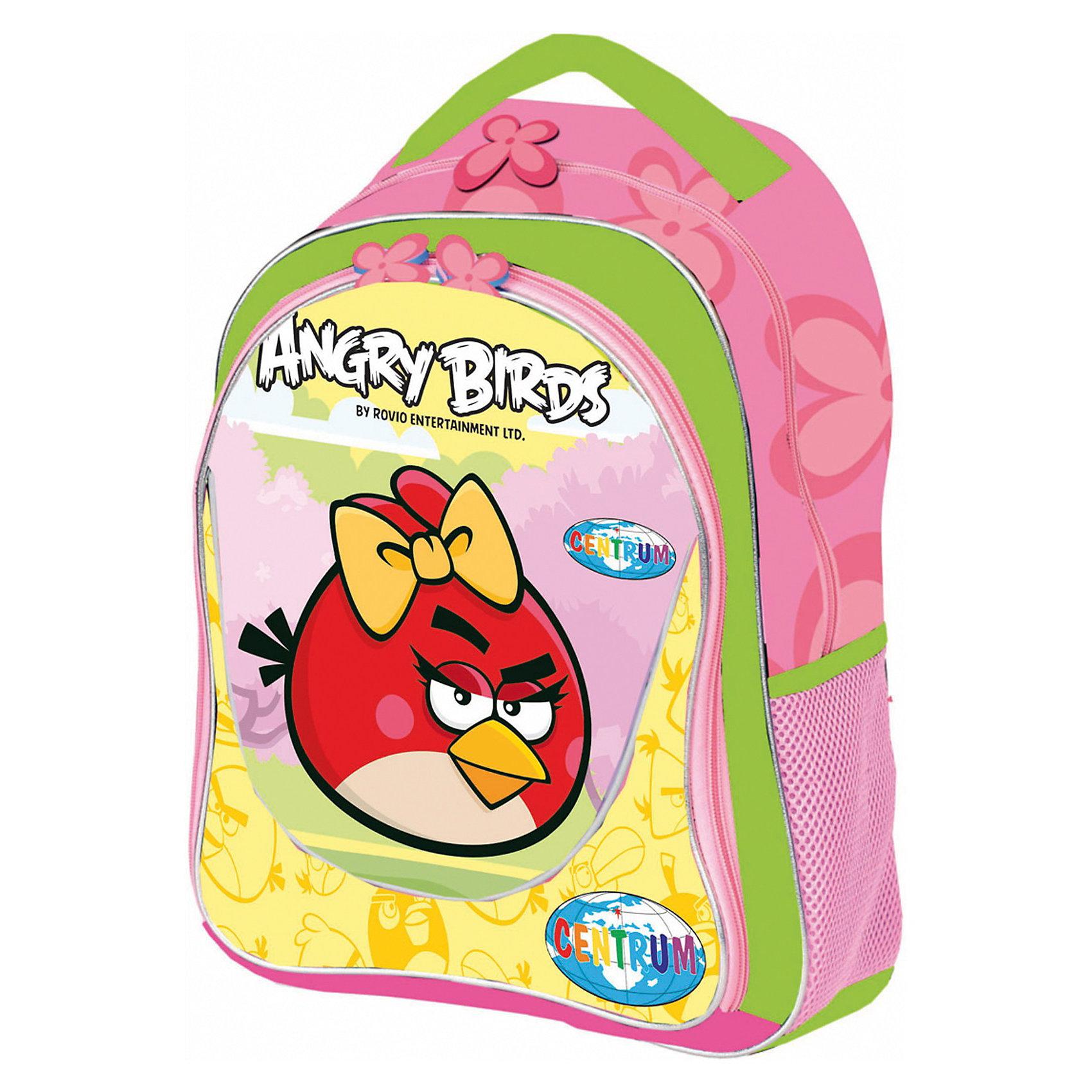 Школьный рюкзак, Angry birds