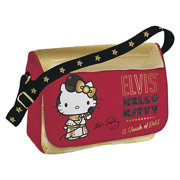 Hello Kitty Сумка школьнаяШкольные сумки<br>Сумка школьная с изображением любимого котенка Hello Kitty станет прекрасной спутницей Вашей малышки!<br><br>Дополнительная информация:<br><br> Размер24 х 33 х 12 см.<br>Вес: 390 г.<br>Станет прекрасным подарком любой моднице!<br><br>Ширина мм: 240<br>Глубина мм: 330<br>Высота мм: 120<br>Вес г: 393<br>Возраст от месяцев: 96<br>Возраст до месяцев: 168<br>Пол: Женский<br>Возраст: Детский<br>SKU: 3291590