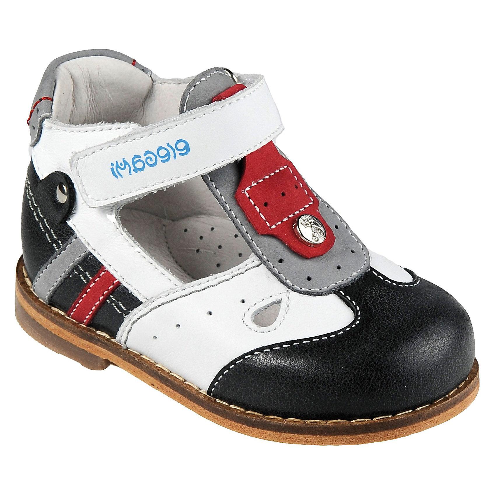 ELEGAMI Туфли   для мальчикаТуфли для мальчиков FIRST STEP ELEGAMI.Обувь для профилактики ортопедических заболеваний с первых шагов.Изготовленна из высококачественных натуральных кож.от популярного бенрда ELEGAMI.<br>Состав:<br>верх-нат.кожа             подкл-нат.кожа.                              Подошва-нат.кожа.<br><br>Ширина мм: 227<br>Глубина мм: 145<br>Высота мм: 124<br>Вес г: 325<br>Цвет: серый<br>Возраст от месяцев: 9<br>Возраст до месяцев: 12<br>Пол: Мужской<br>Возраст: Детский<br>Размер: 20,23,19,22,18,21<br>SKU: 3295239